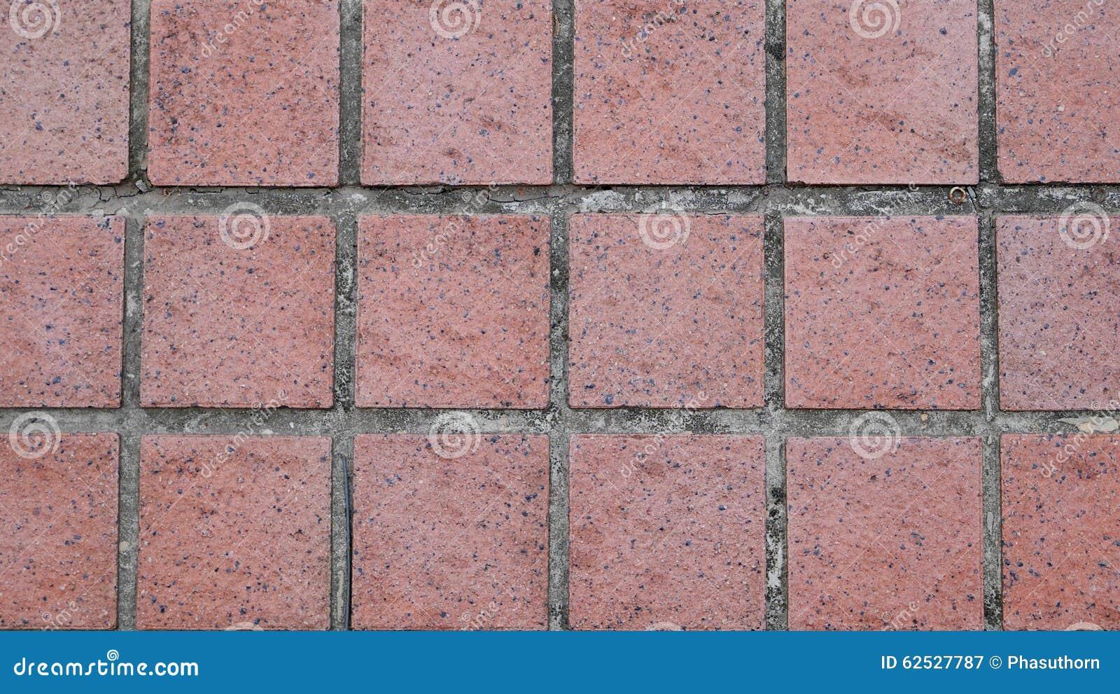 砖路面走道背景