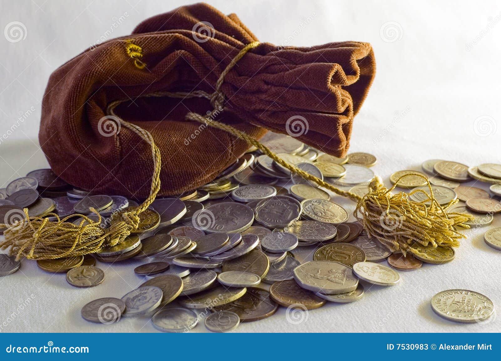 硬币收集货币世界