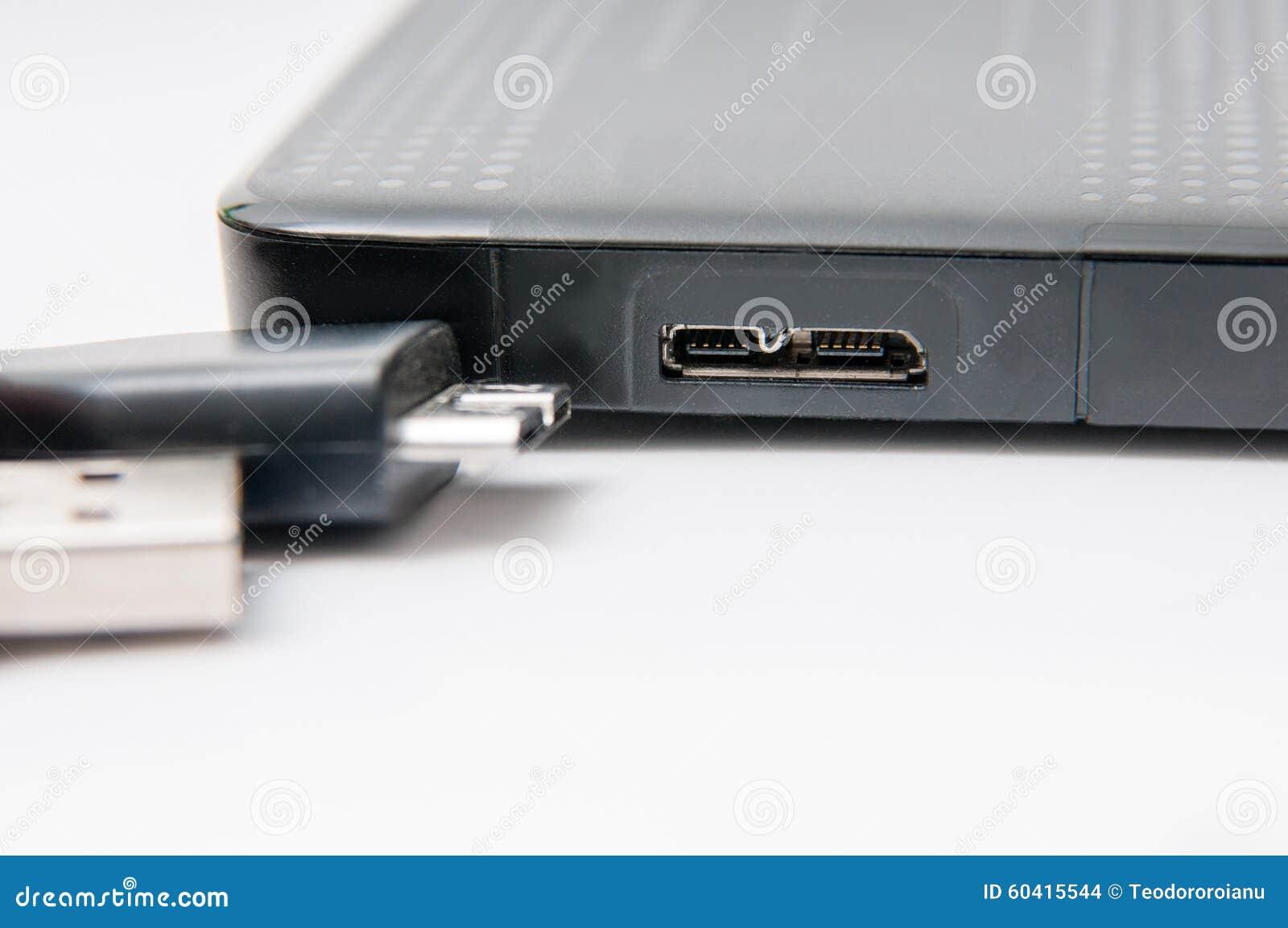 硬盘驱动器和缆绳上面