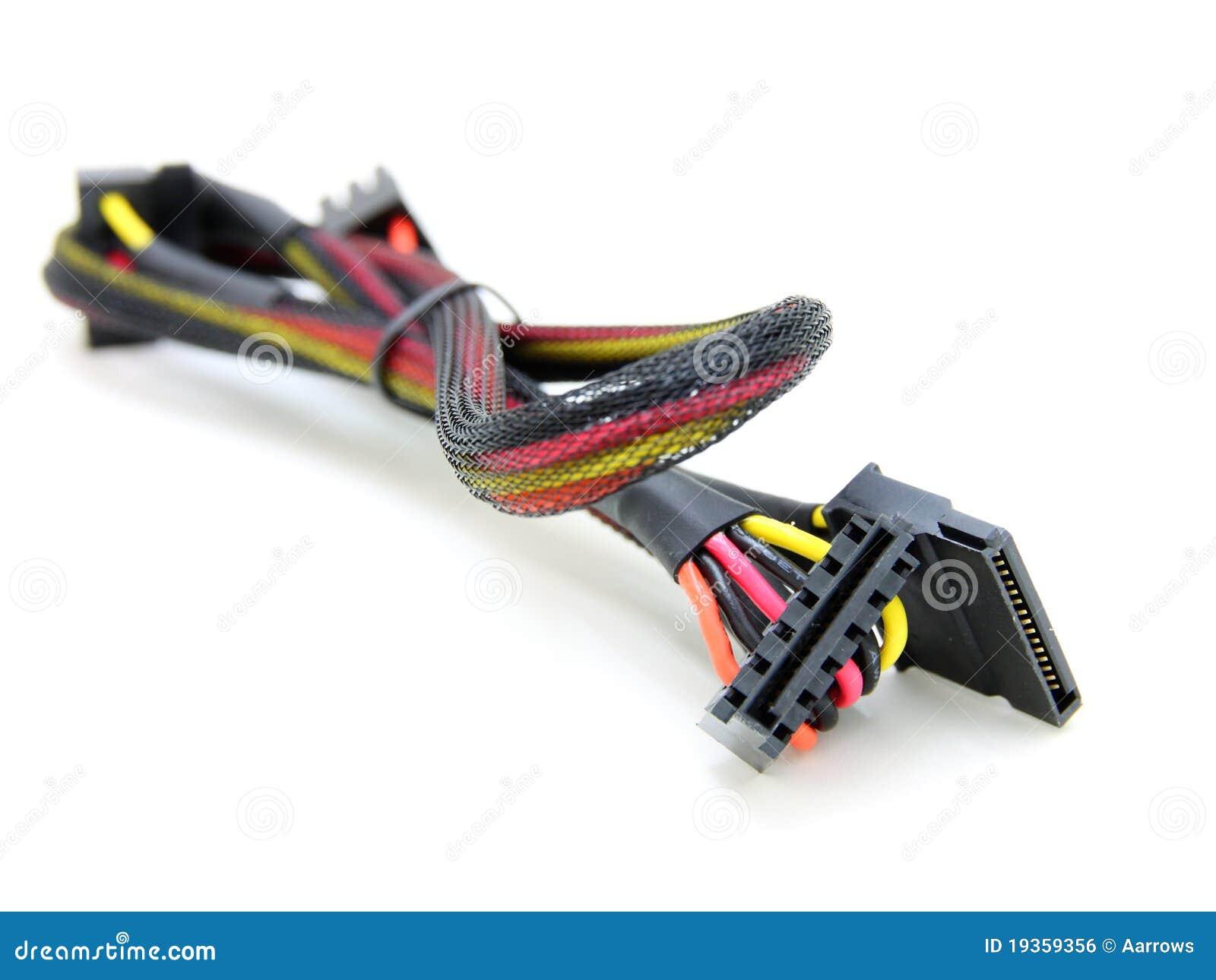 硬盘驱动器电缆