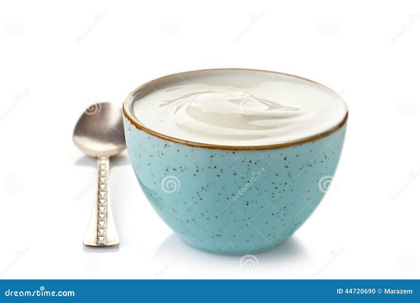 碗希腊酸奶