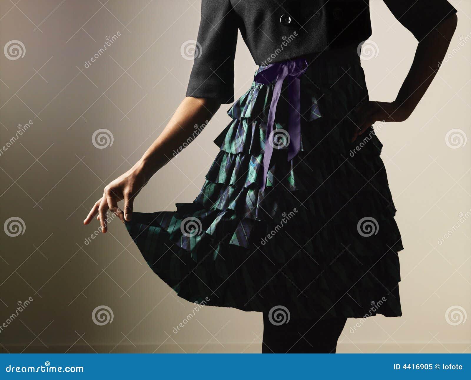 礼服女性妇女