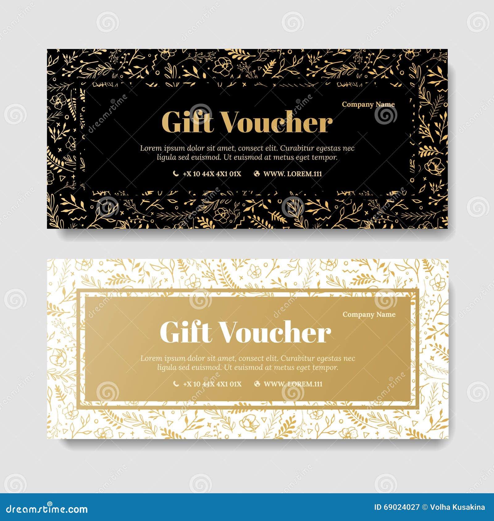 礼物优质证件,优惠券模板
