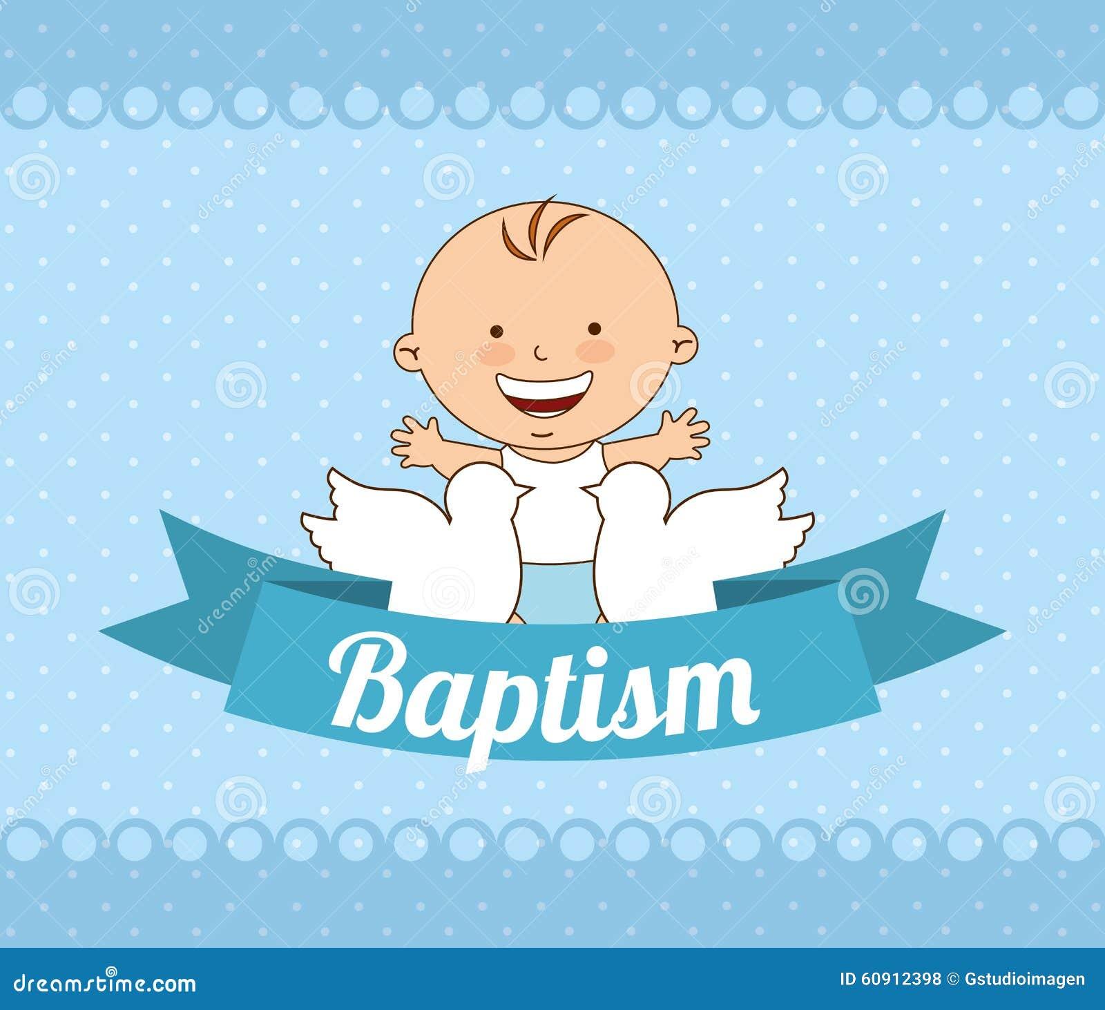 洗礼邀请设计