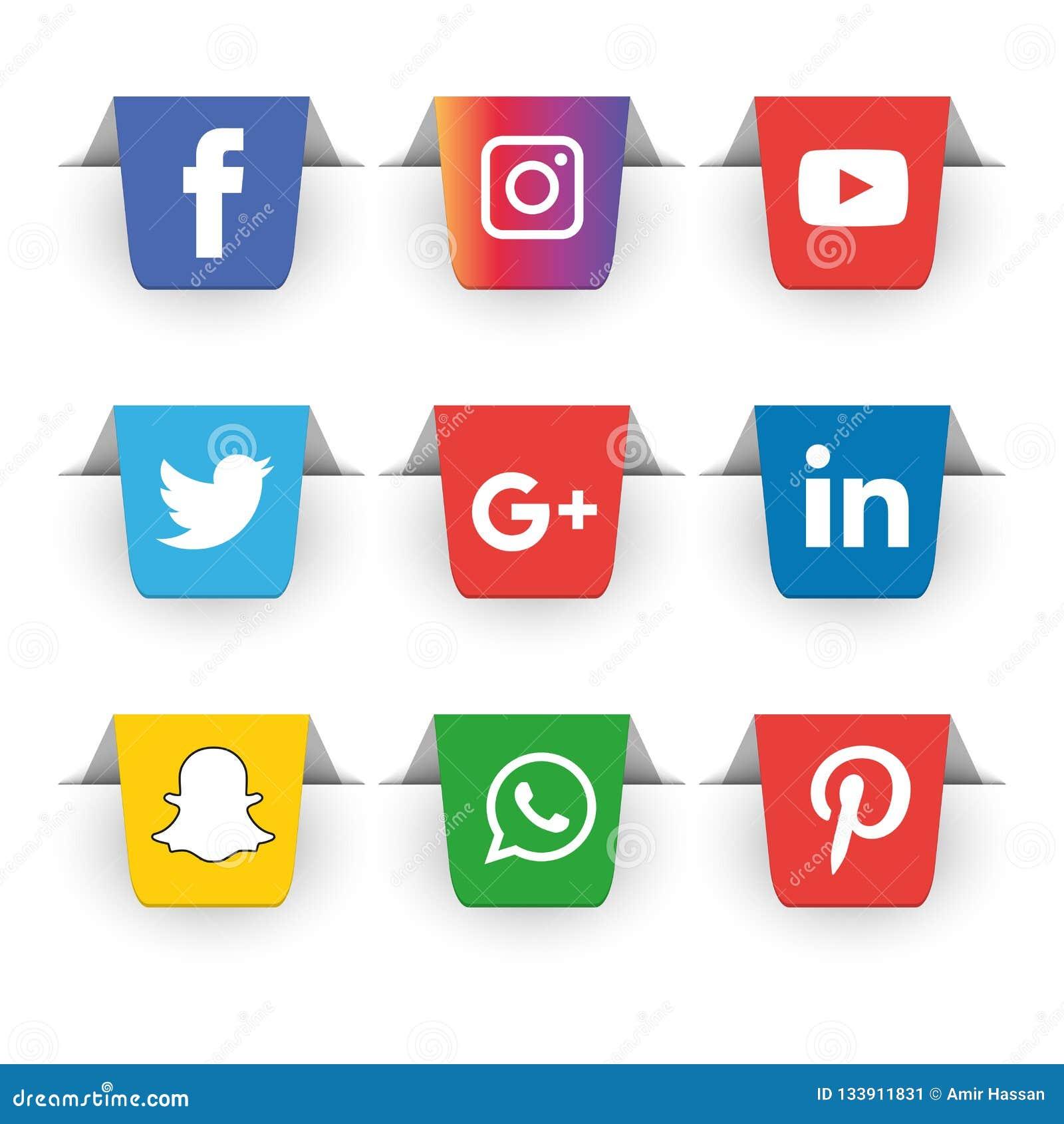 社会媒介象集合商标传染媒介以图例解释者