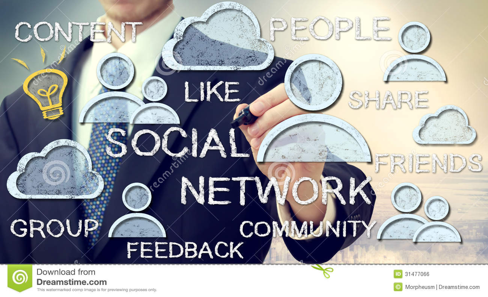 社会媒介概念