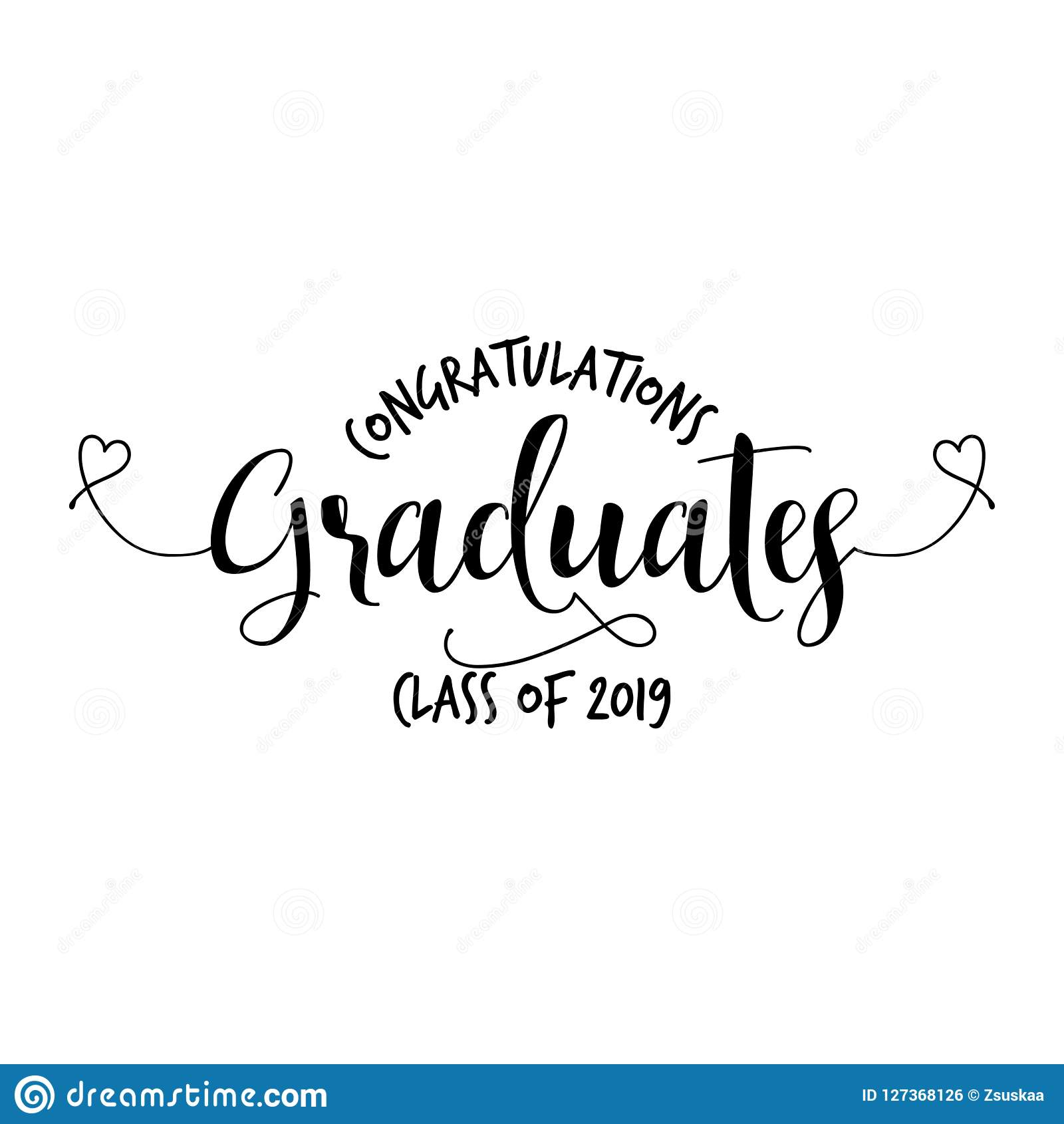 祝贺毕业生类2019年