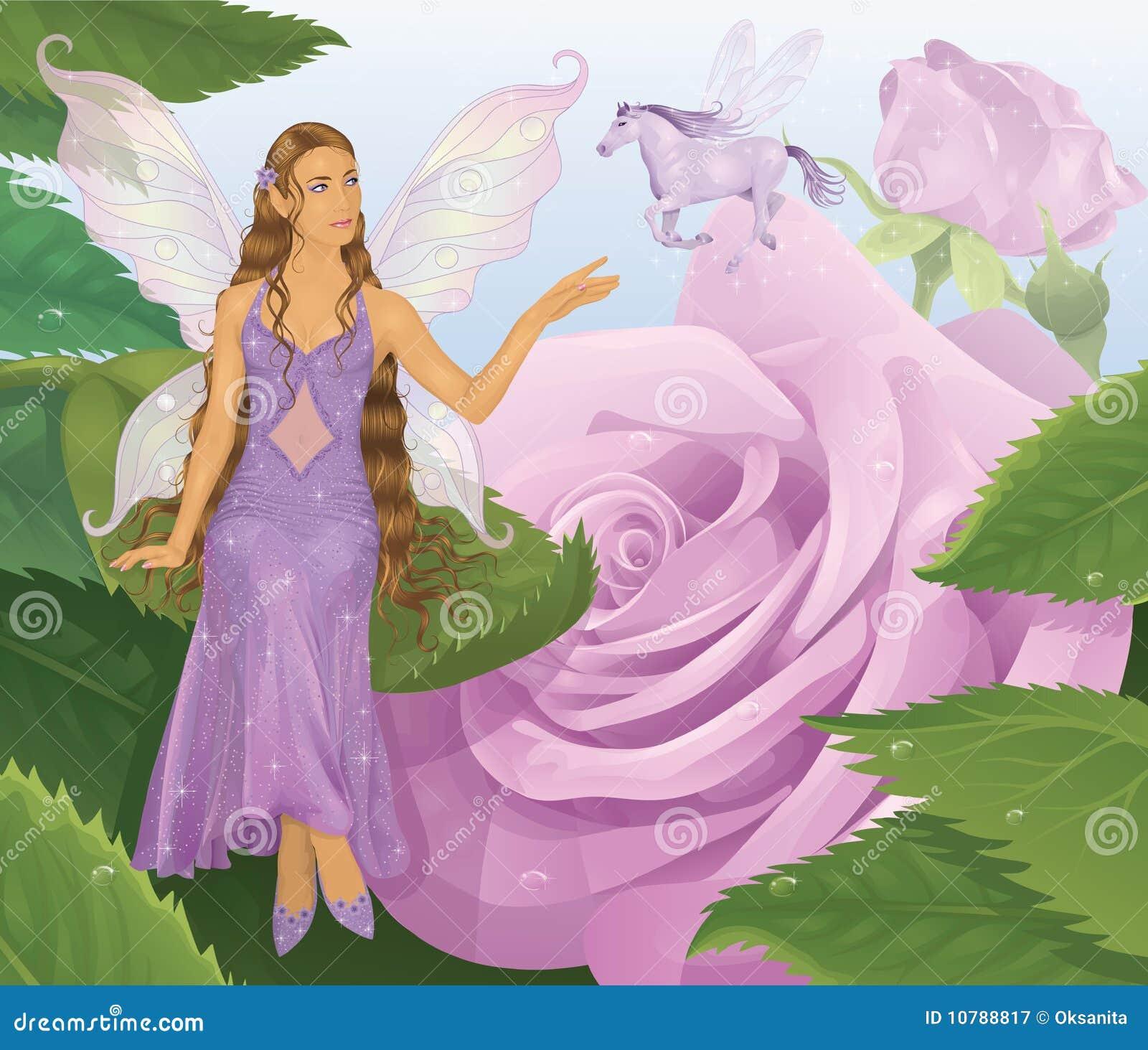 神仙的紫罗兰