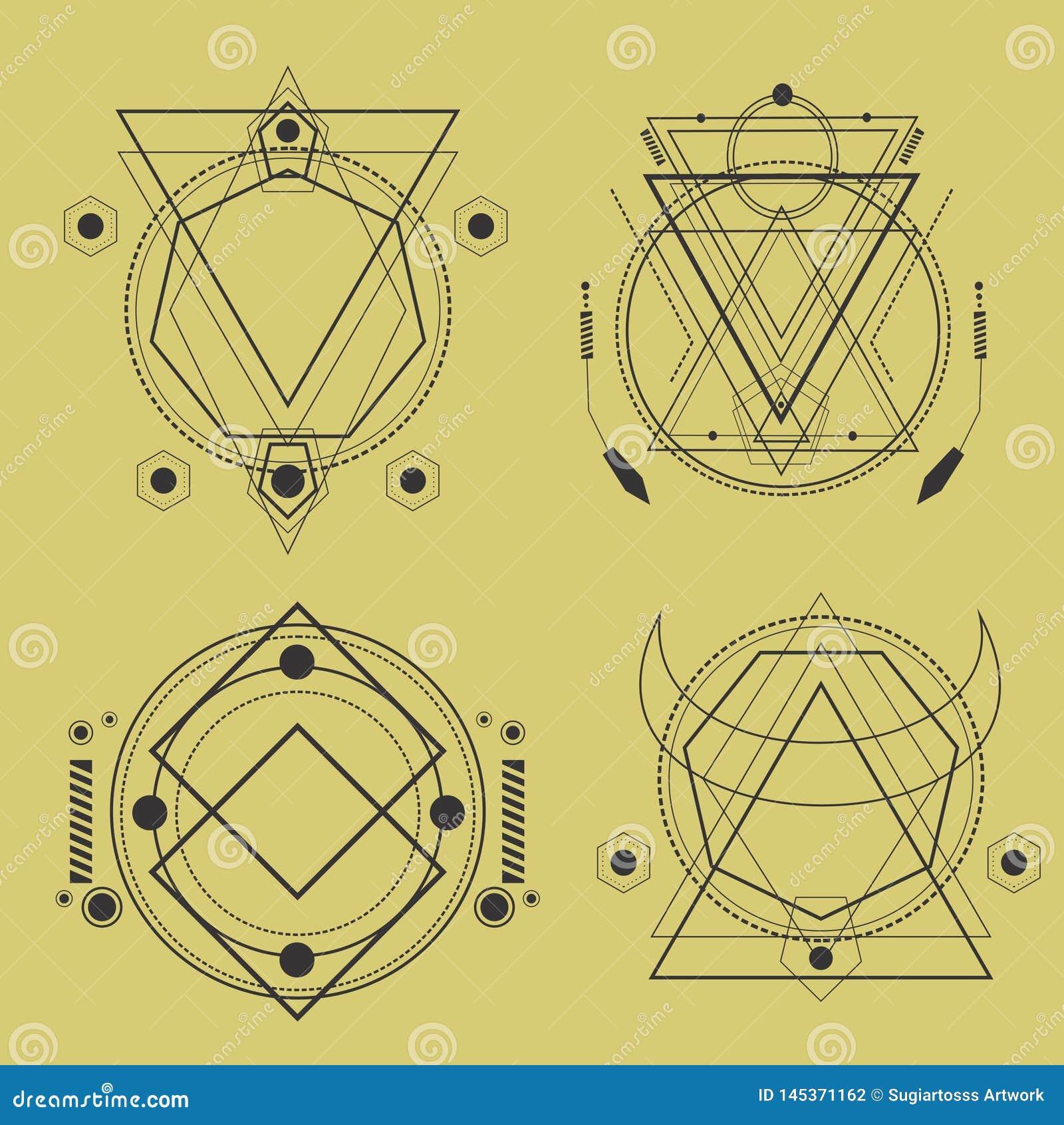 神圣的几何组装