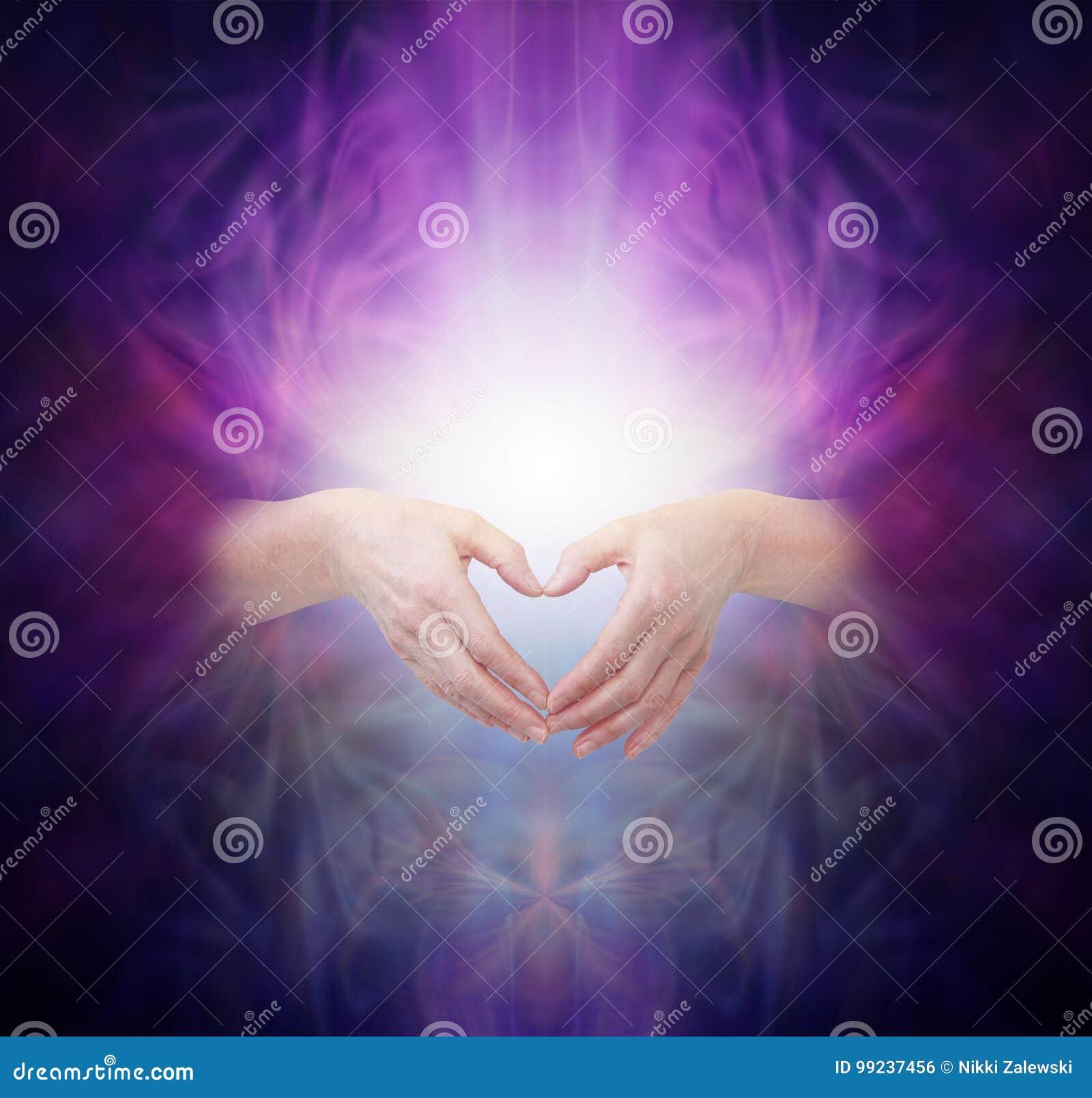 神圣的医治用的能量