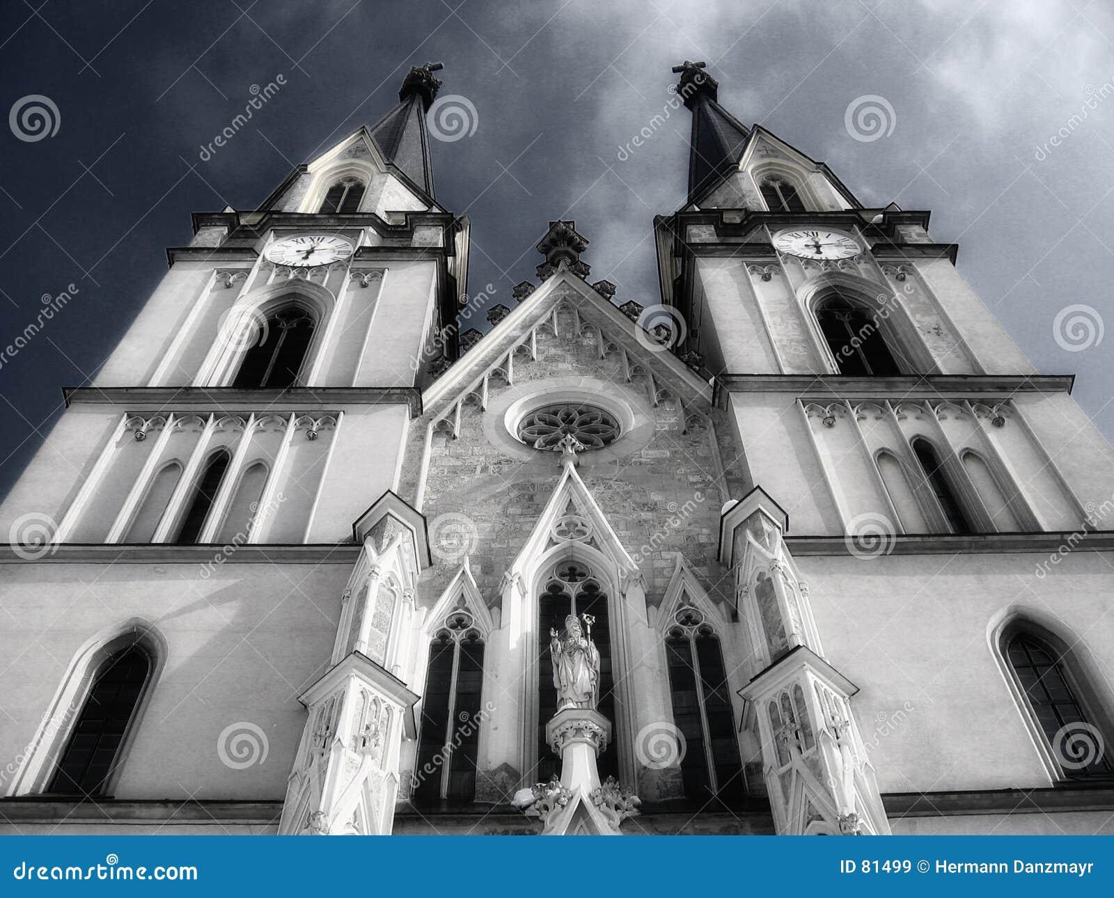 神秘的教会