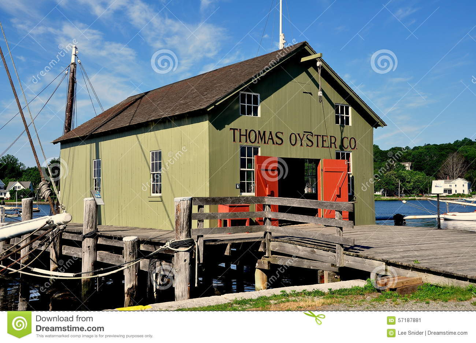 神秘主义者, CT :Thomas Oyster Company