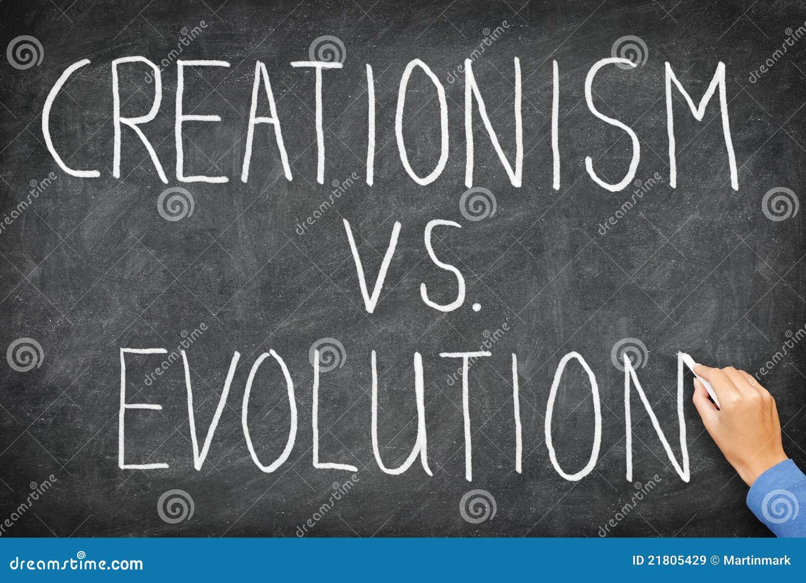 神造论演变与