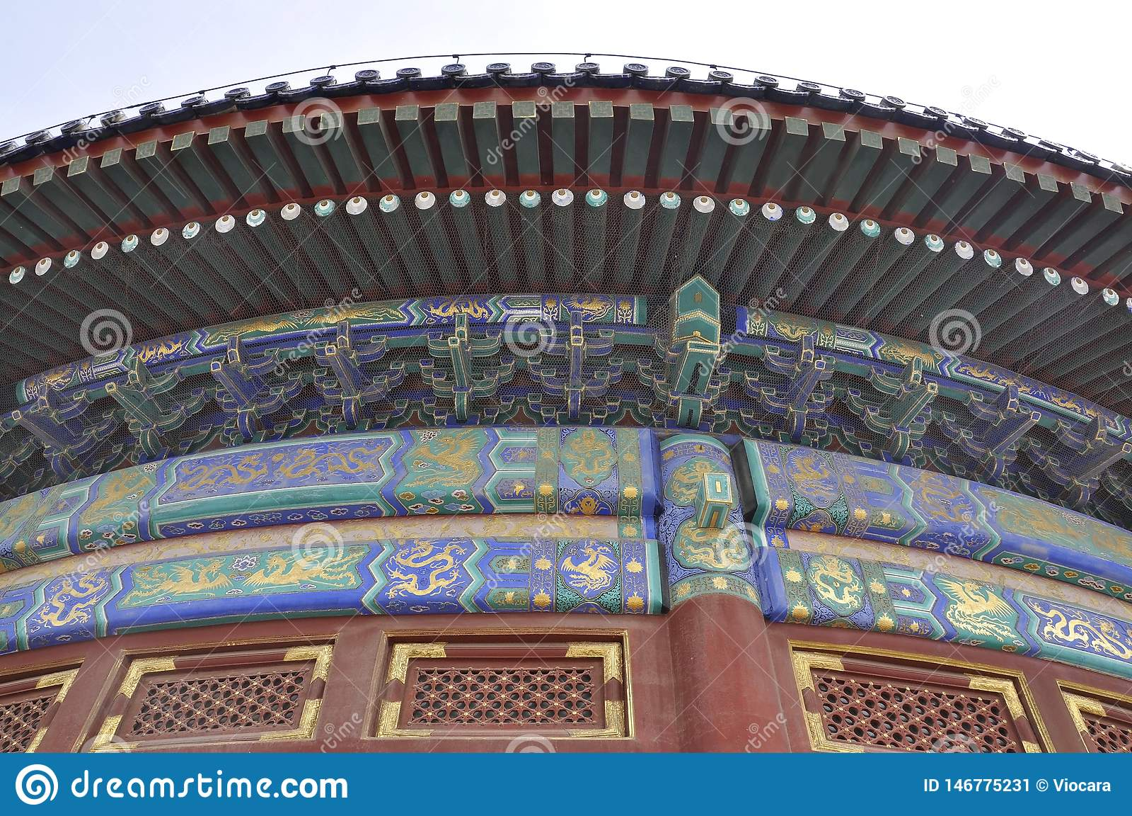 祷告的霍尔关于从天坛的好收获细节在北京