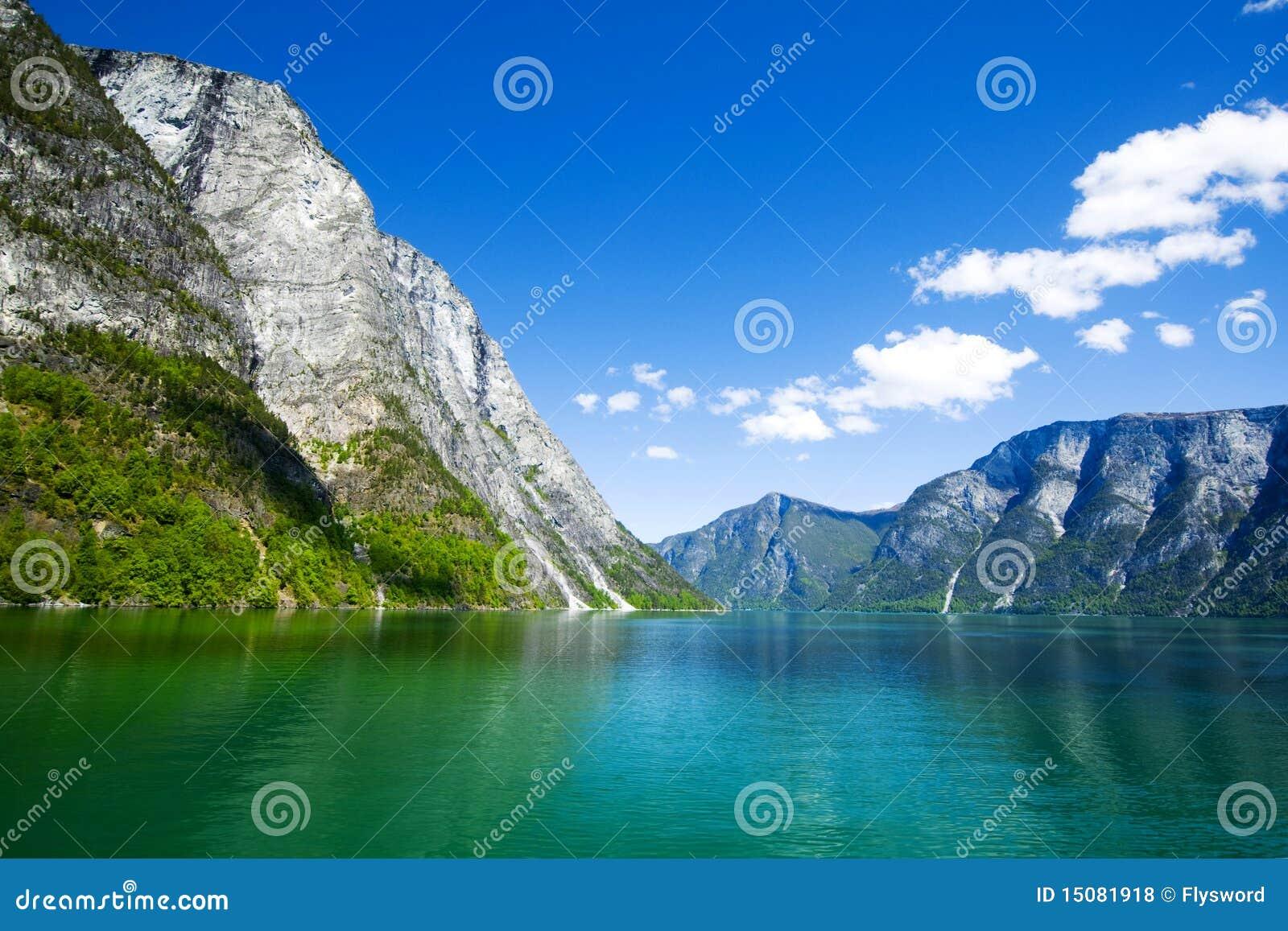 秀丽sognefjord