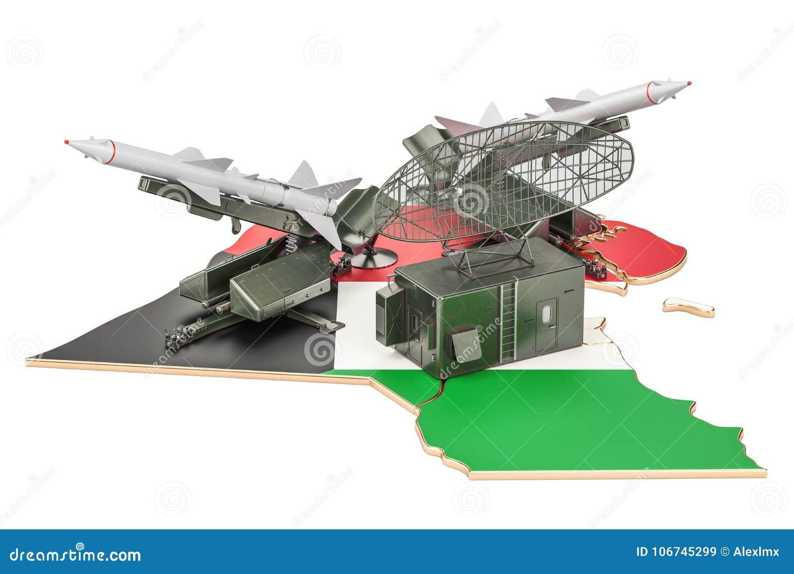 科威特导弹防御系统概念, 3D翻译