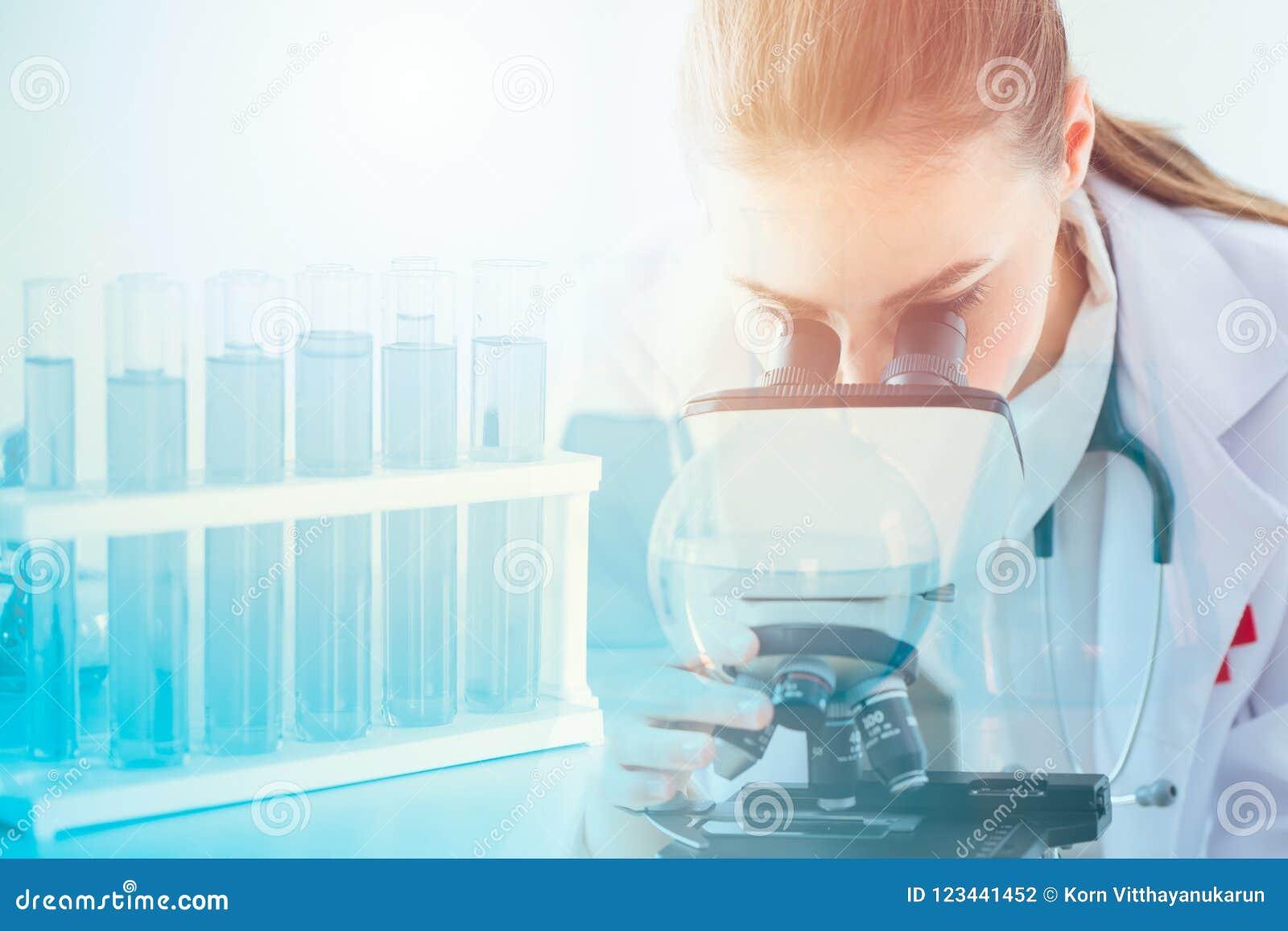 科学健康研究实验室医生科学家