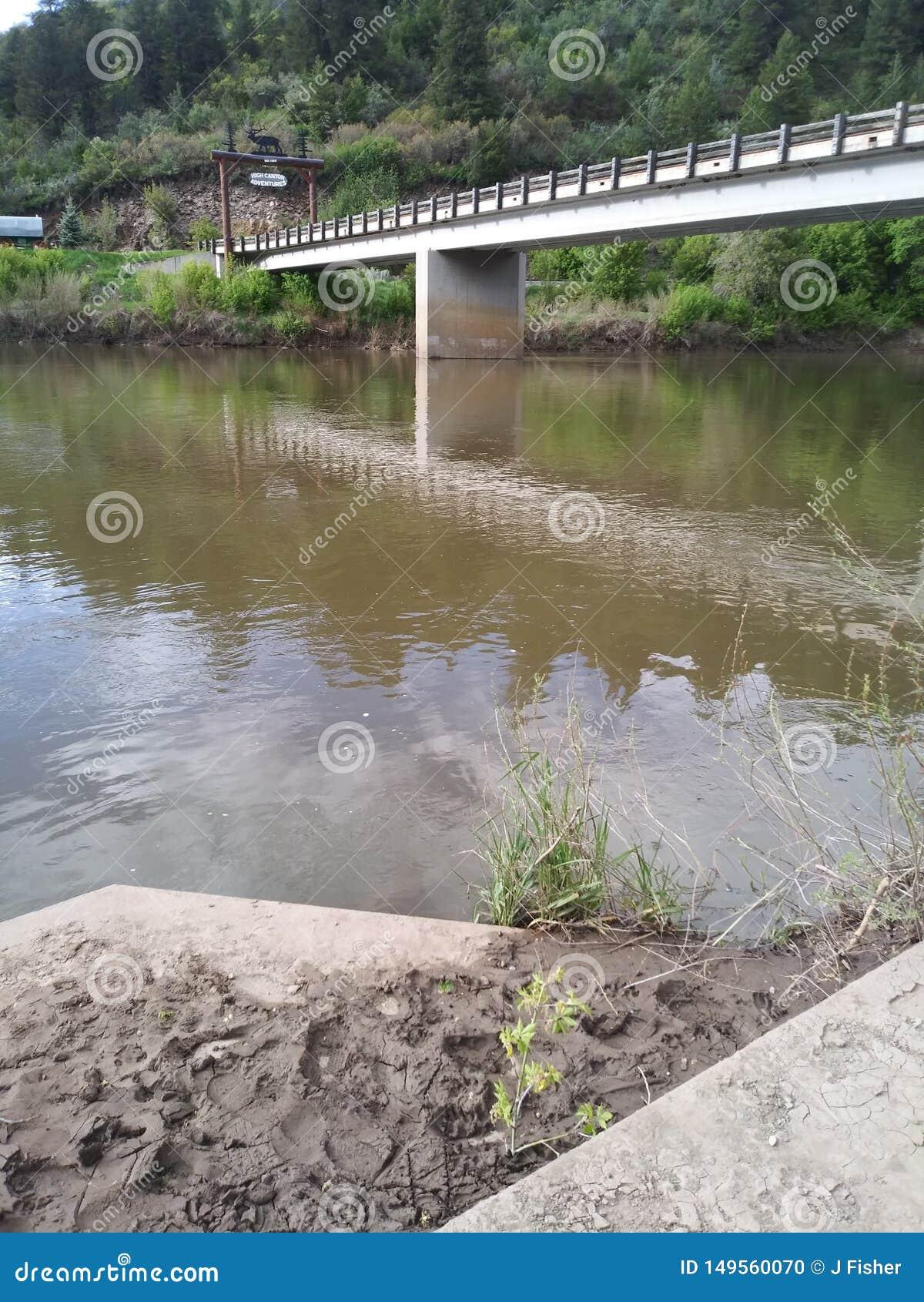 科罗拉多河桥梁