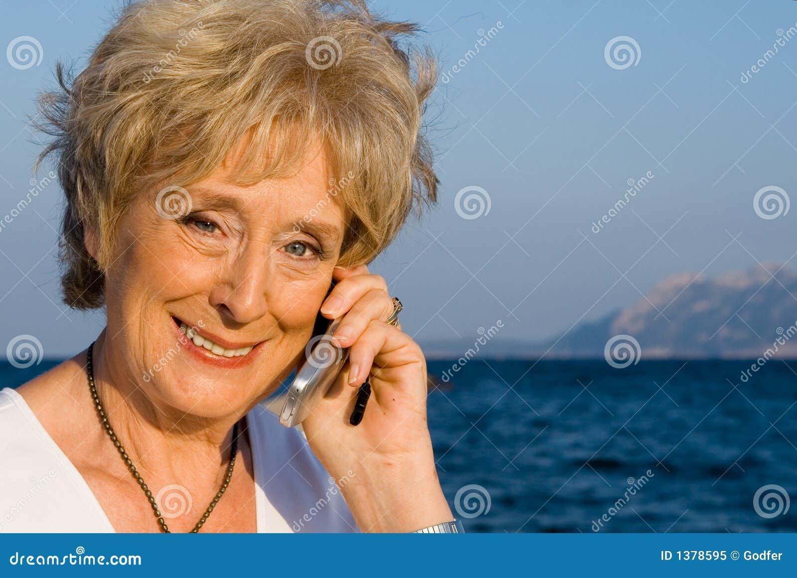移动电话前辈