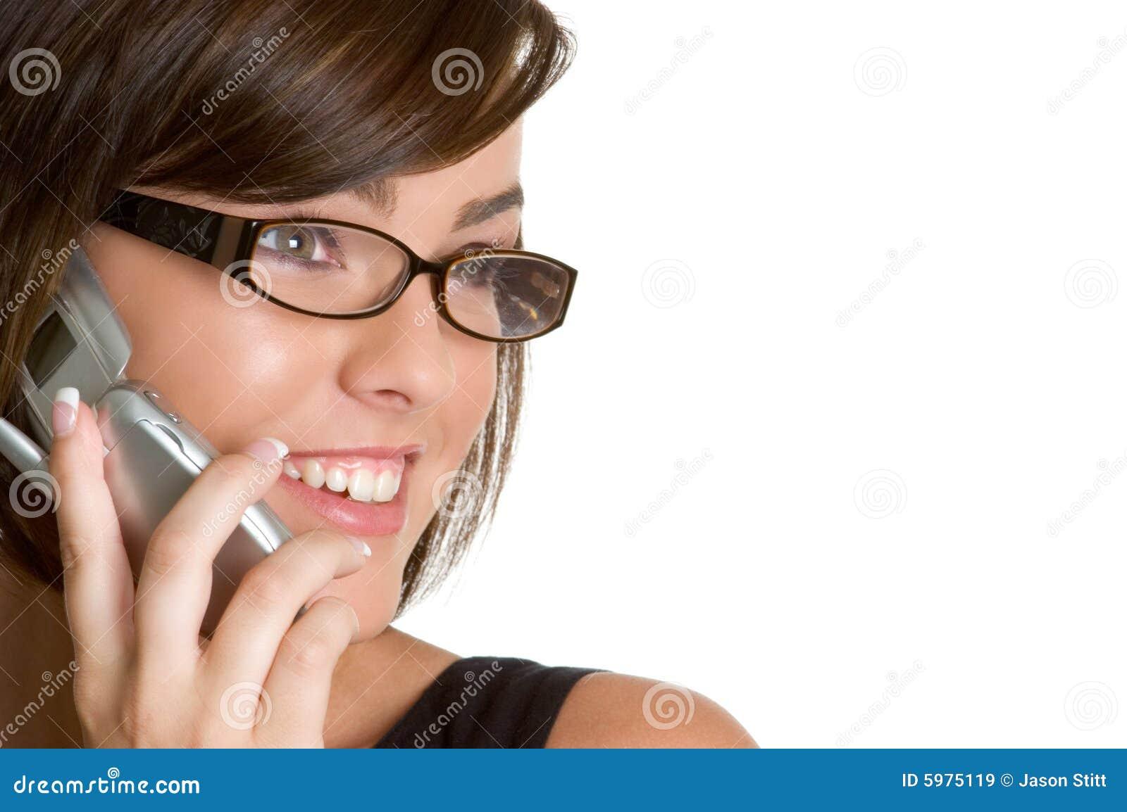 移动电话妇女