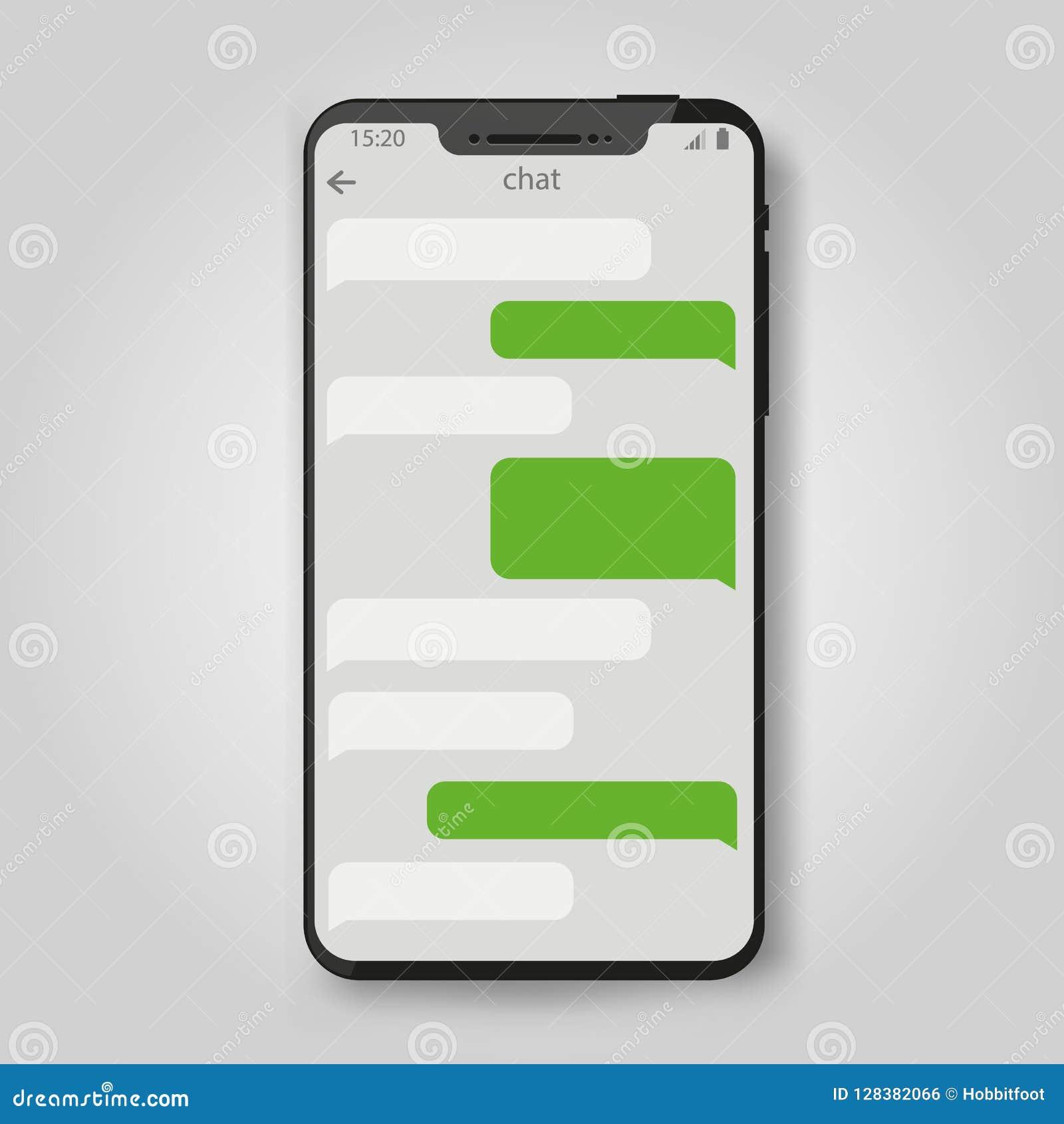移动电话 社会网络,信使通信概念 聊天和传讯概念