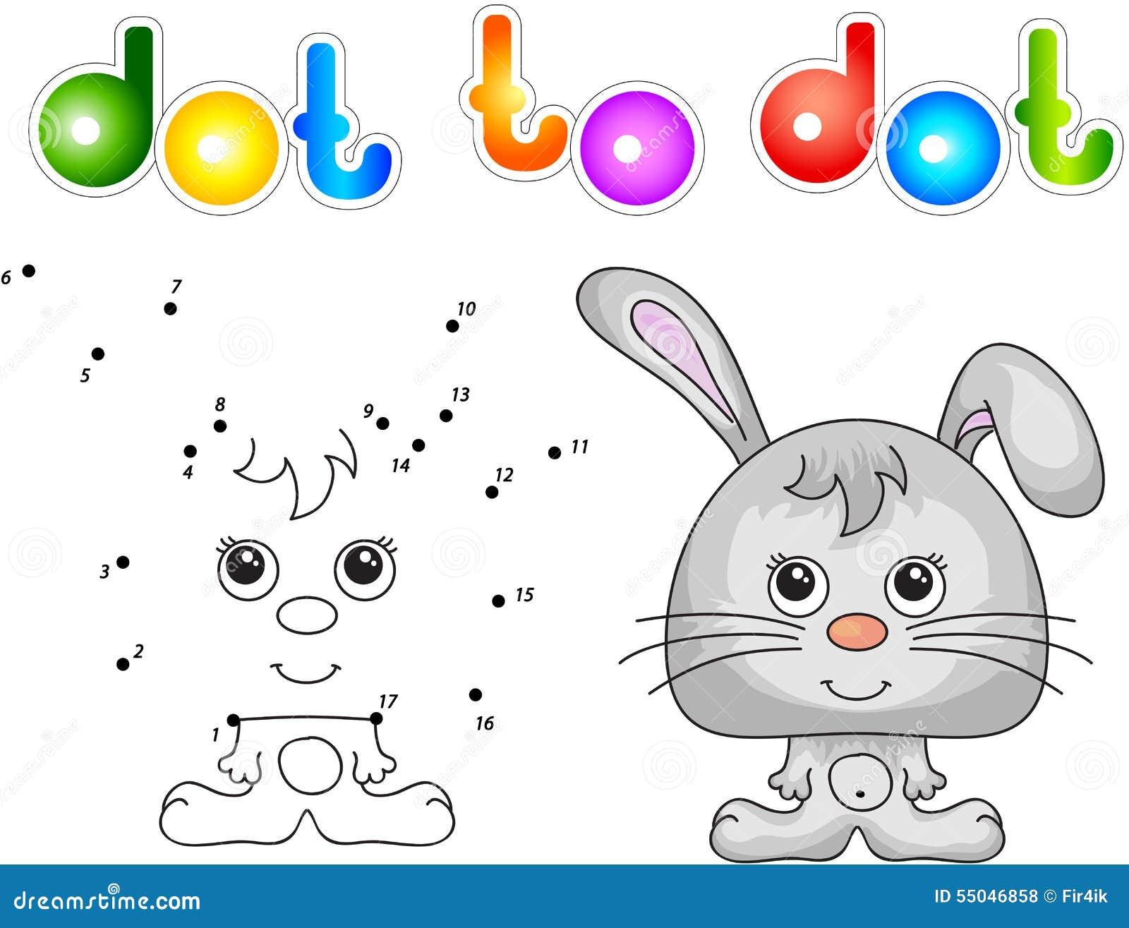 滑稽和逗人喜爱的野兔(兔子)