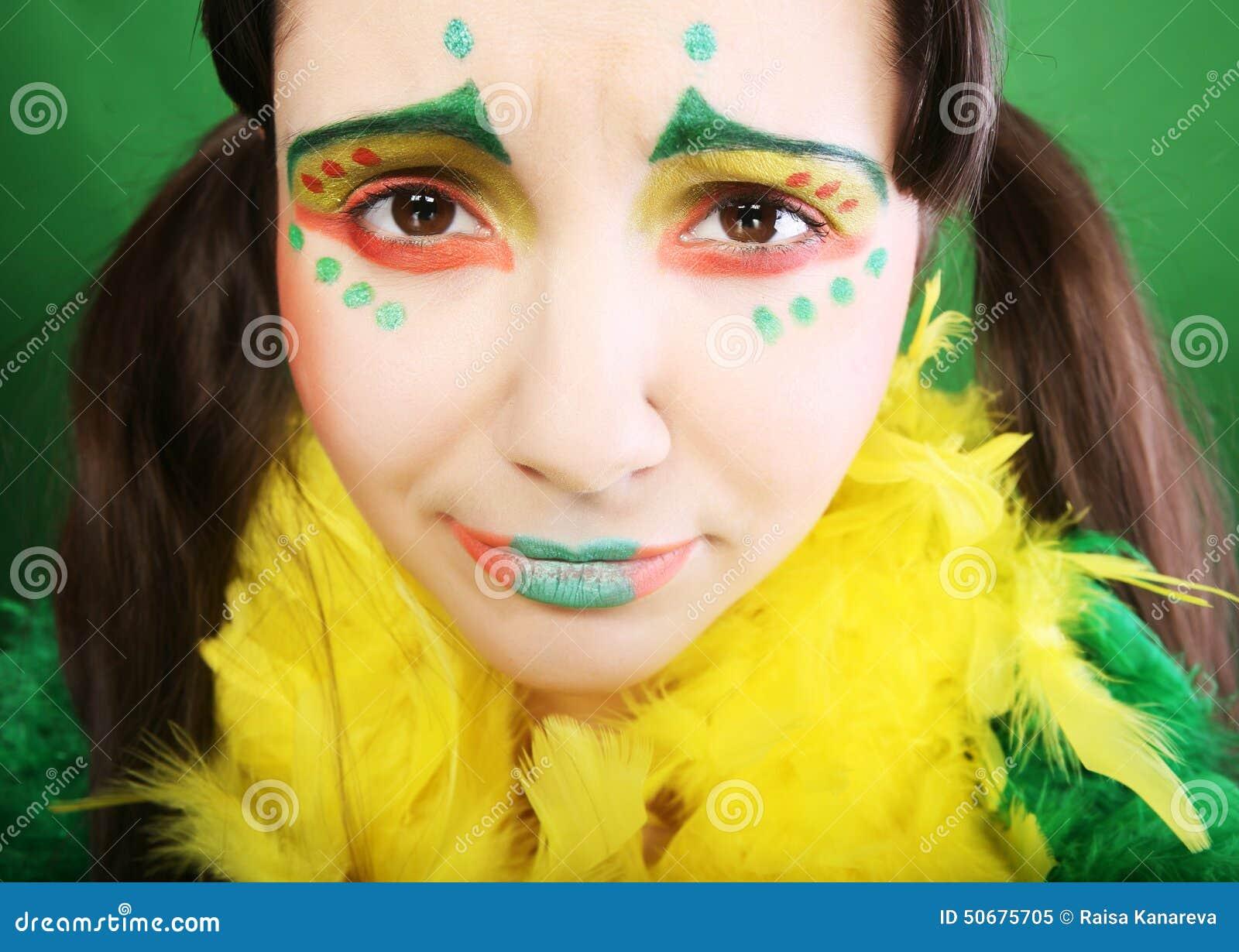 Download 滑稽的女孩 库存图片. 图片 包括有 表面, 特写镜头, 病症, 供膳寄宿处, 面部, 透镜, 乐趣, 人力 - 50675705