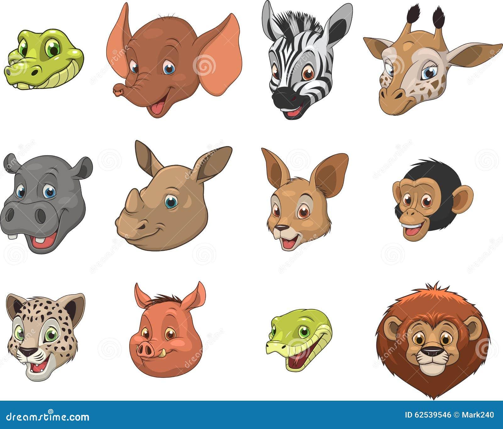 滑稽的孩子动物
