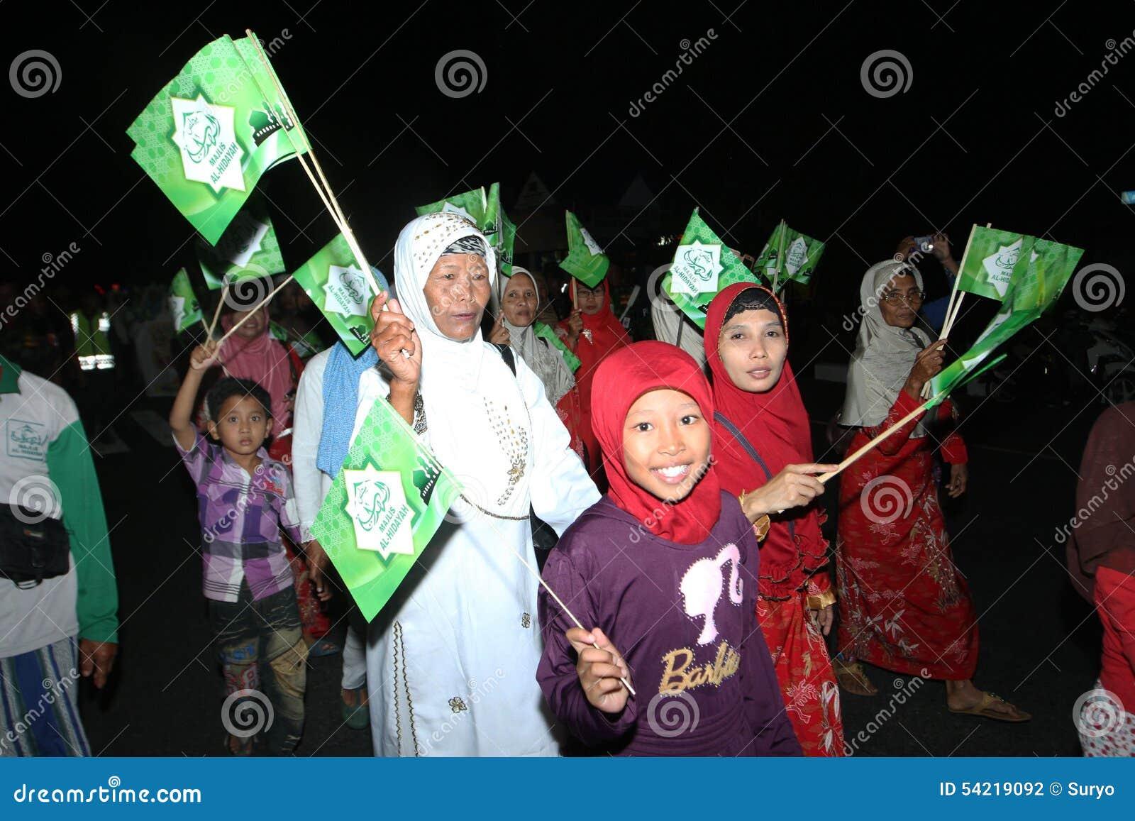 穆斯林游行
