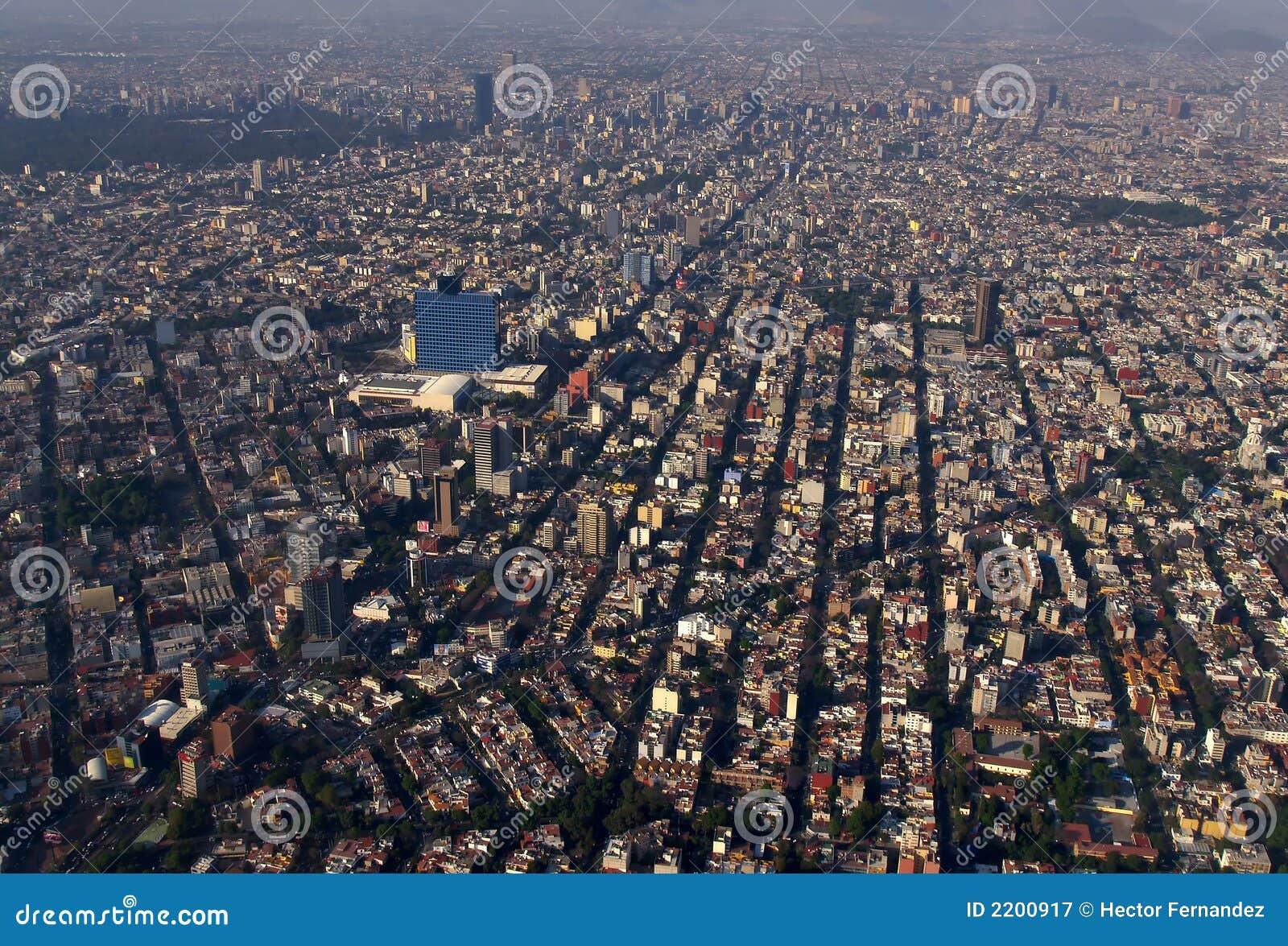 空中城市墨西哥