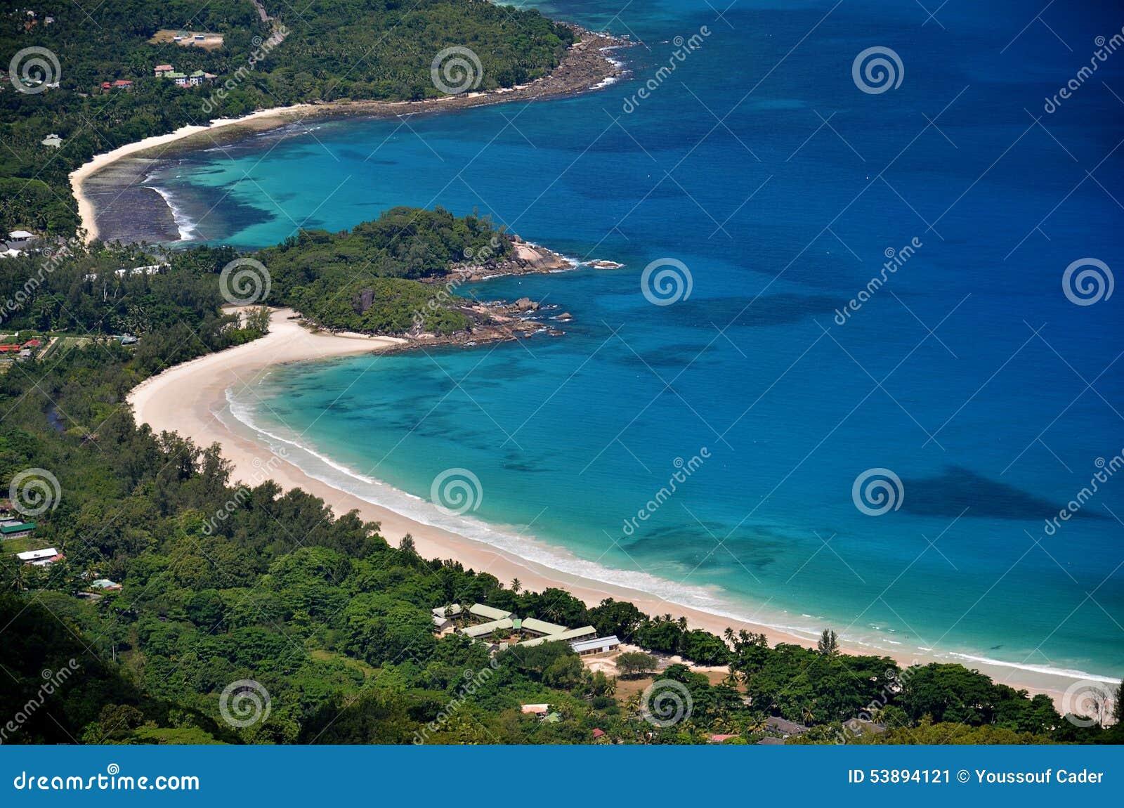 空中塞舌尔群岛