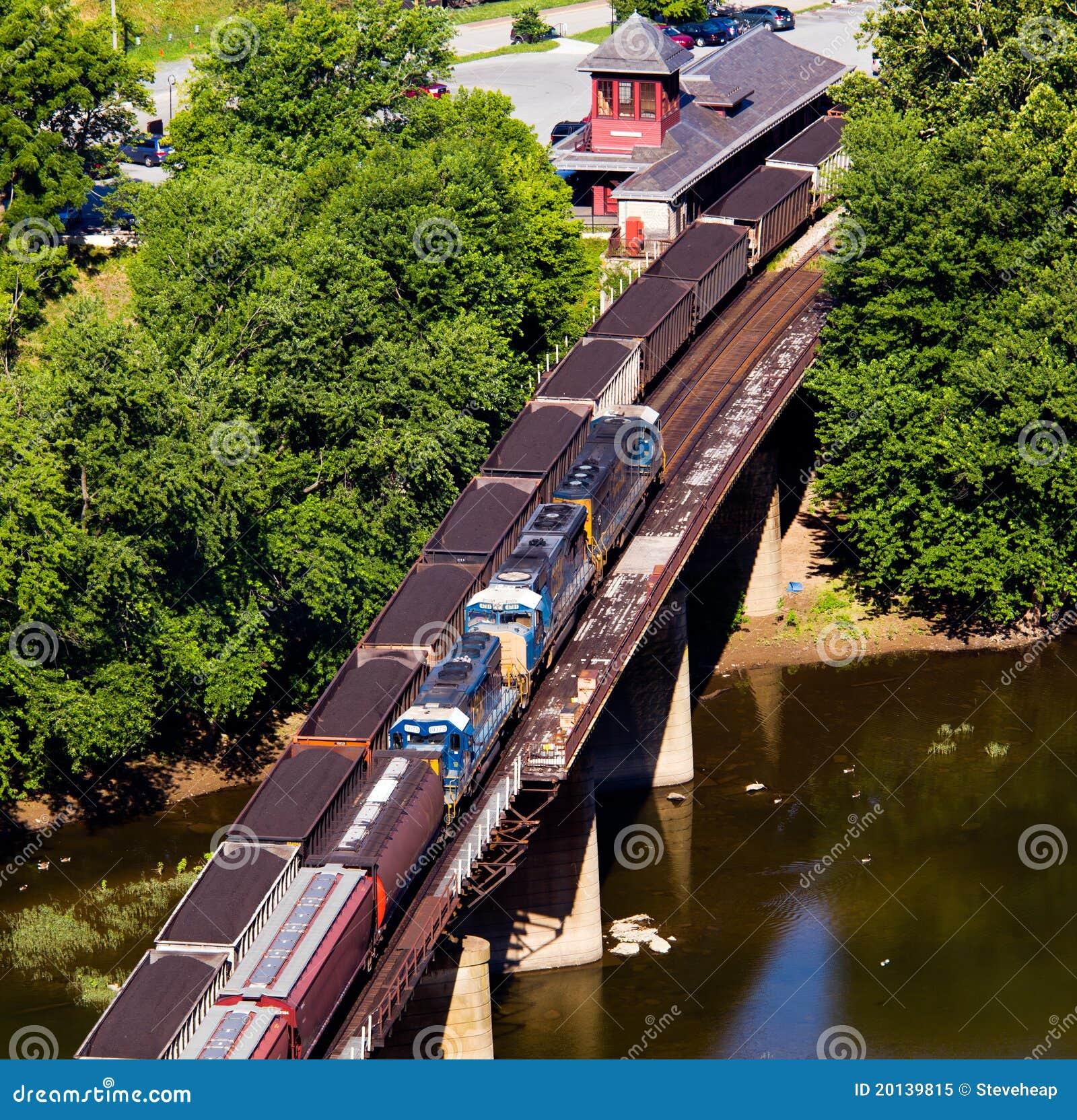 空中轮渡竖琴师火车站视图