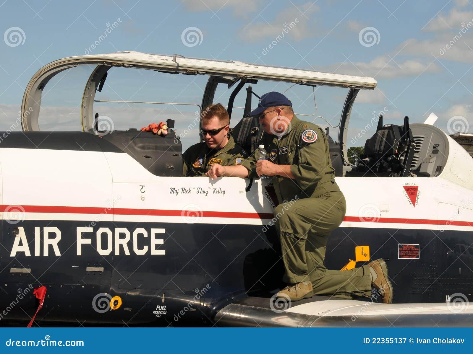 空军试验培训