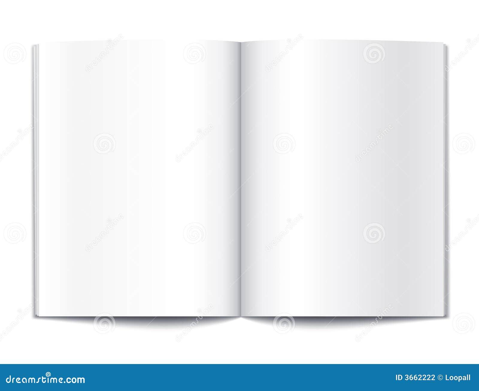 空白书呼叫模板