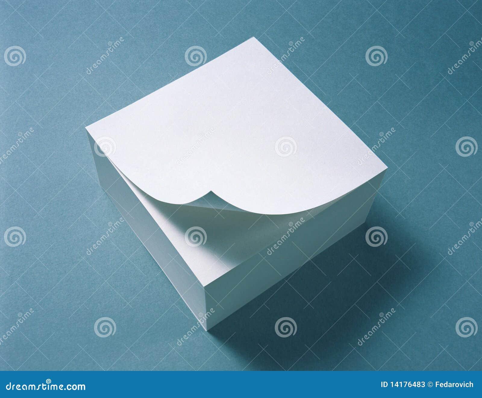 空白块的贴纸