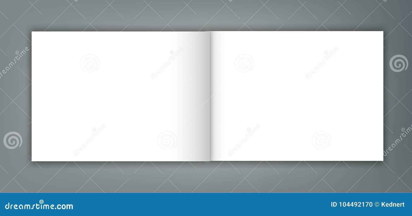 空白开放杂志编目小册子大模型盖子模板