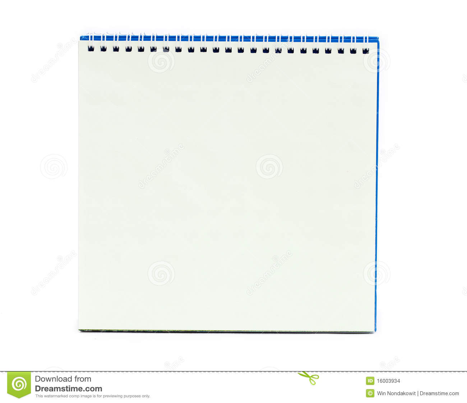 空白日历图片