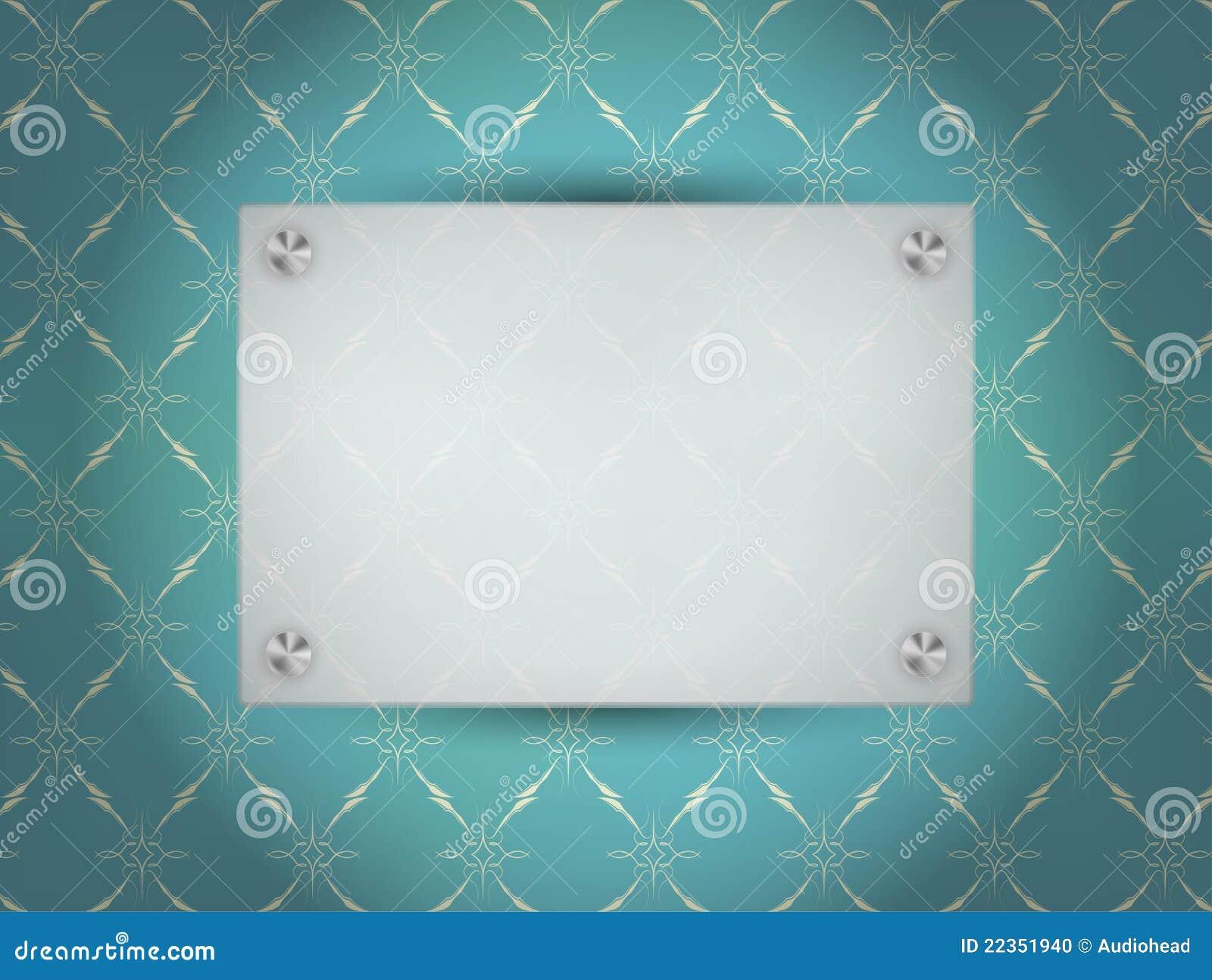 空白框架透明向量