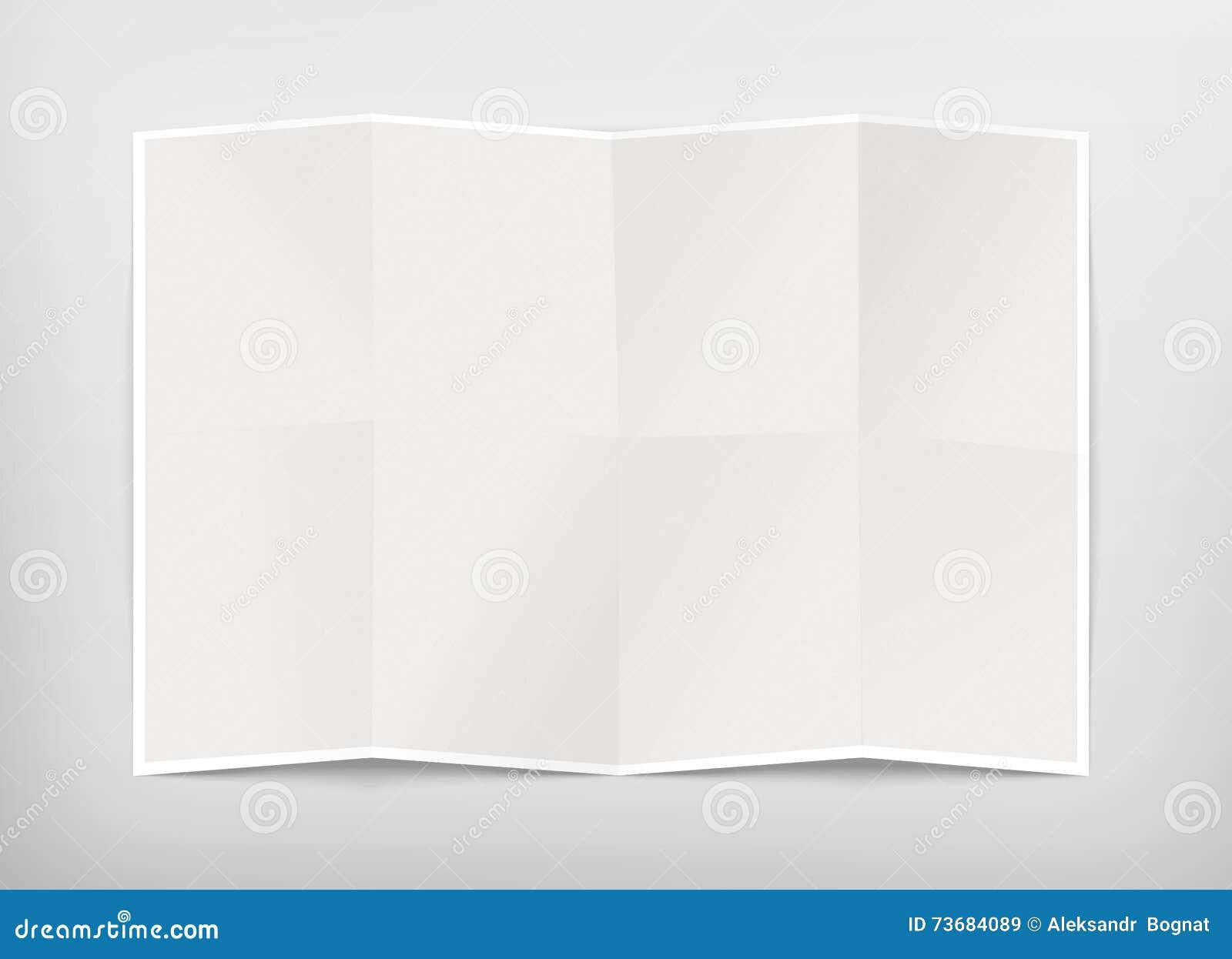 空白的图设计大模型,裁减路线, 3d例证
