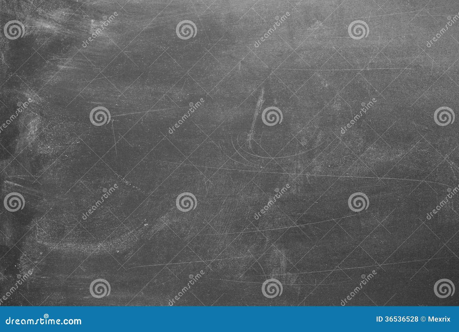 空白的粉笔板