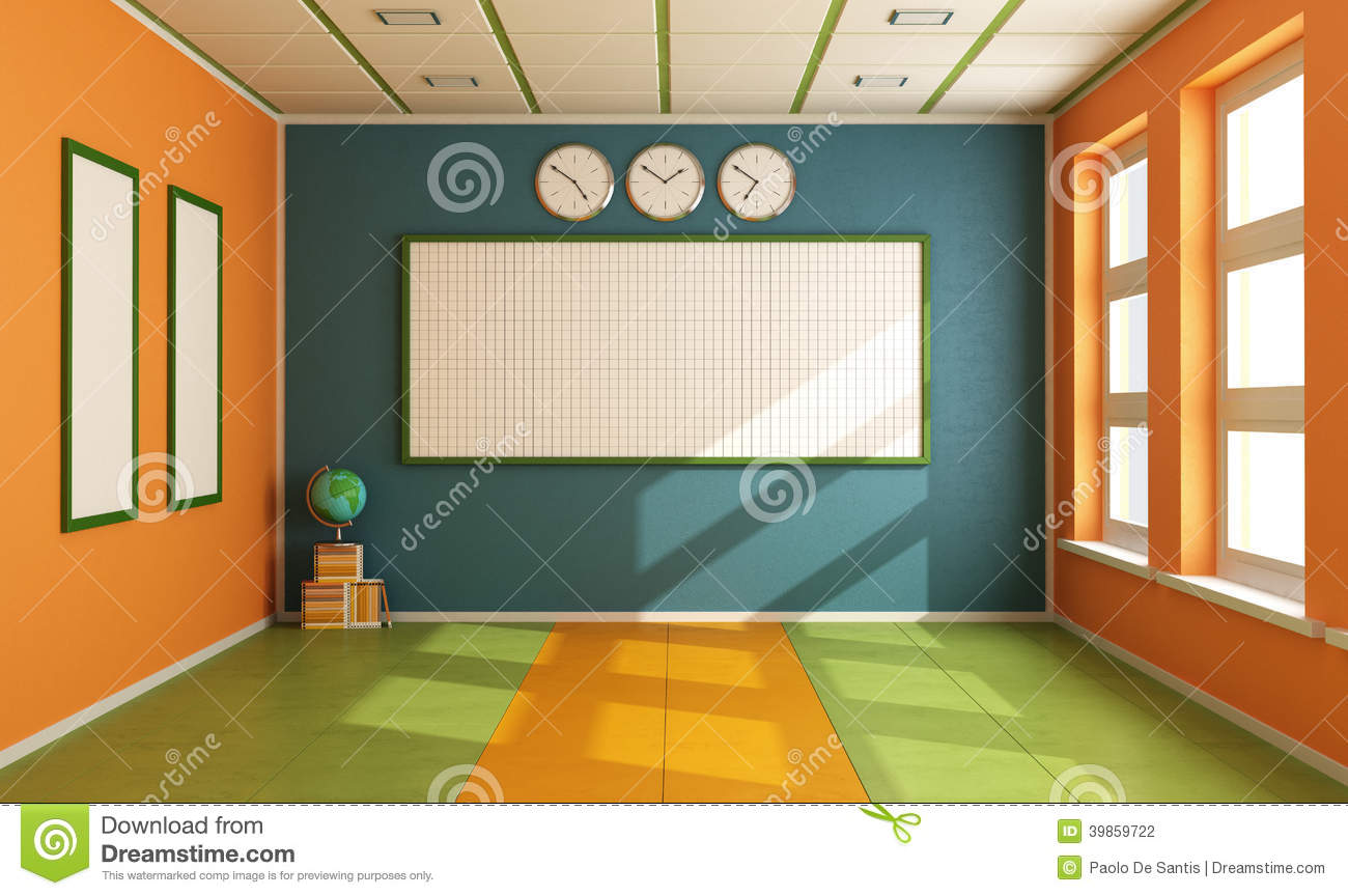 Animated Room Design