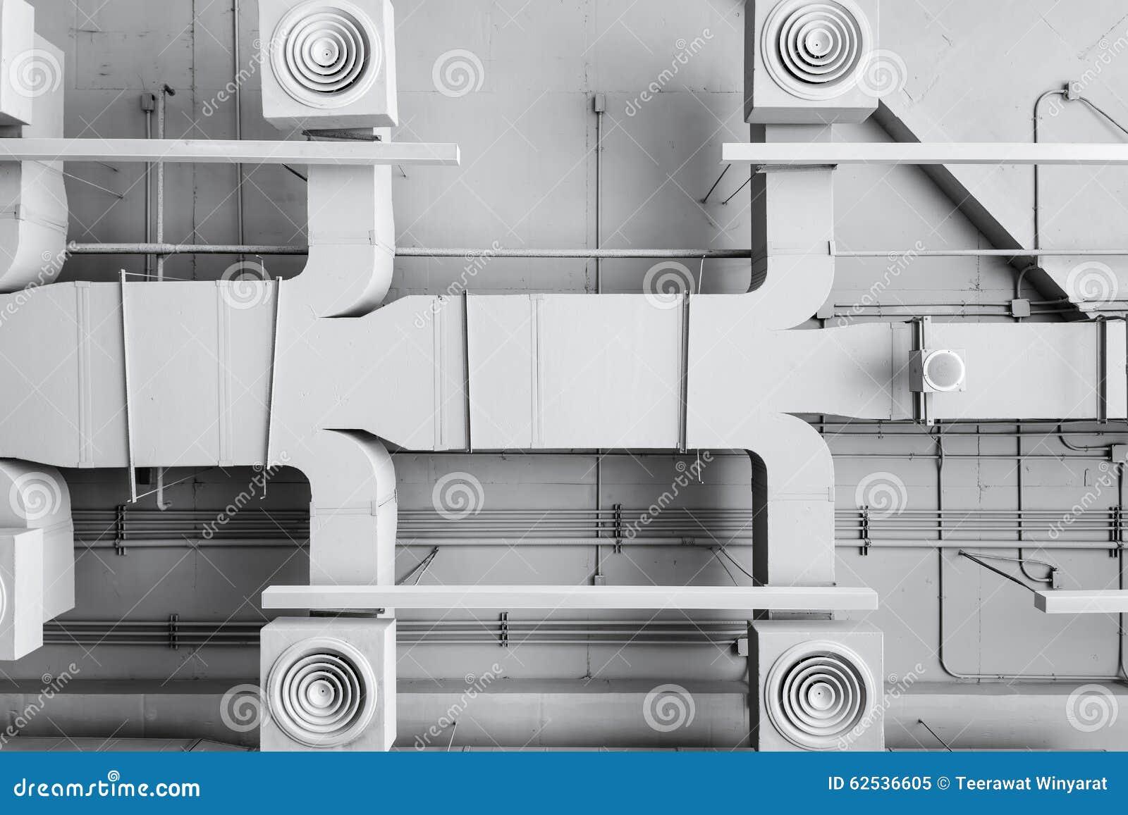 空调器透气设施系统