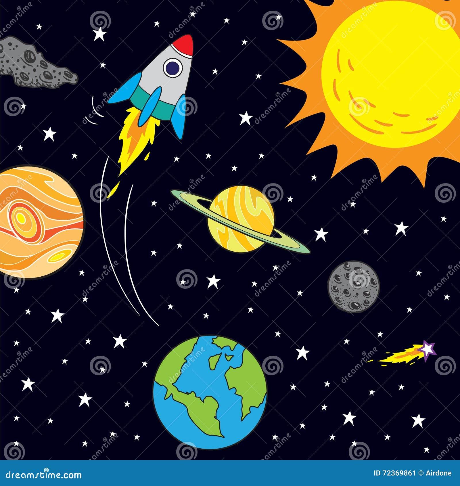 空间旅途题材