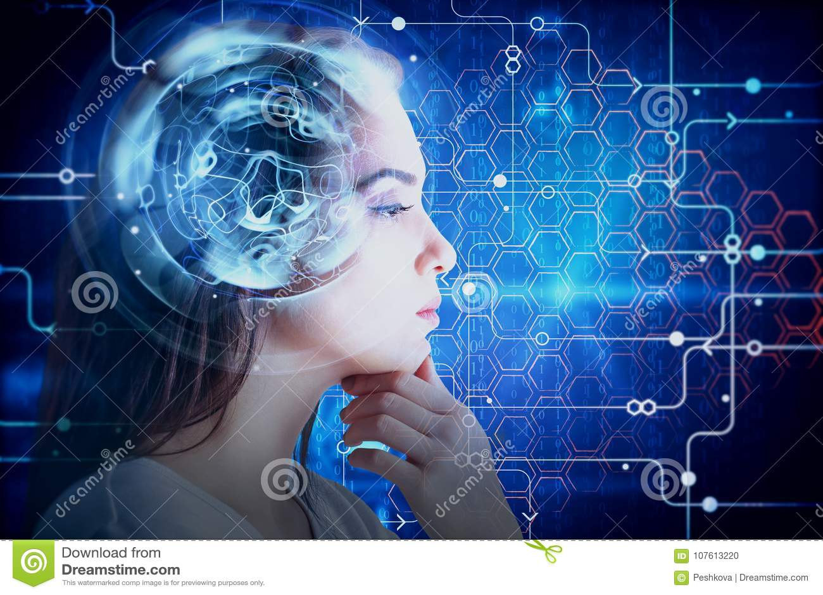 突发的灵感和机器人学概念