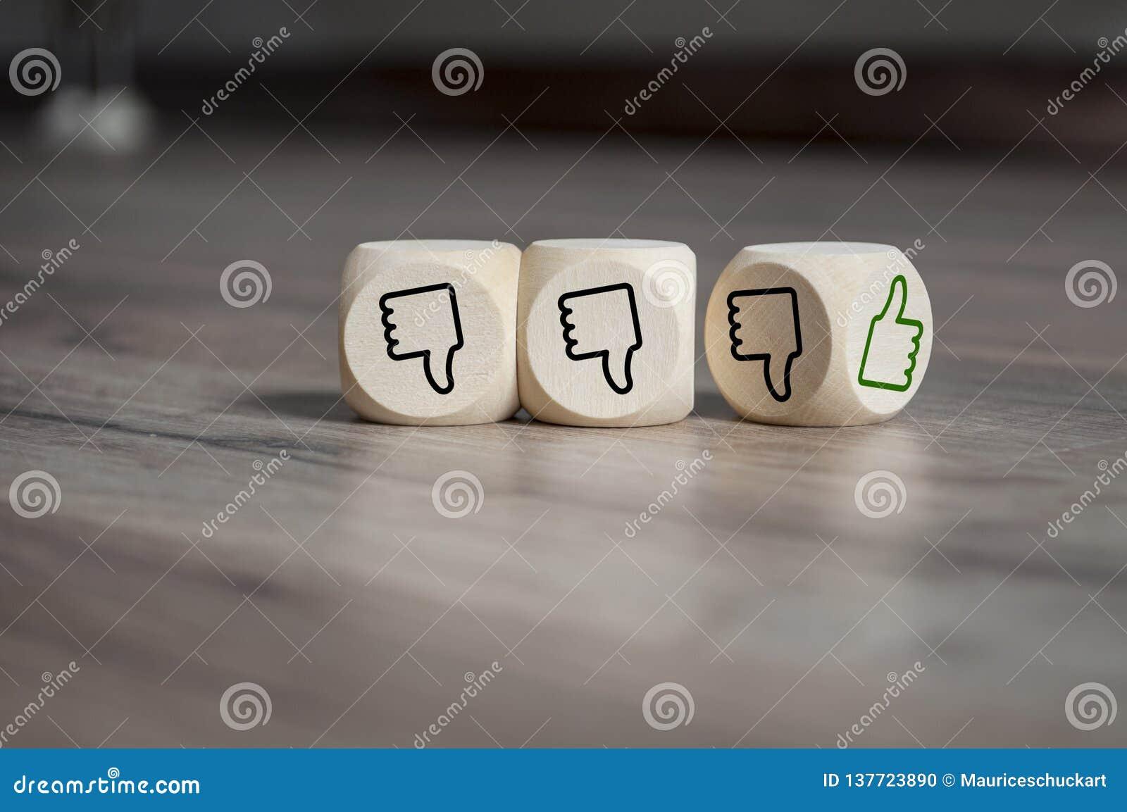 立方体切成小方块与赞许和下来