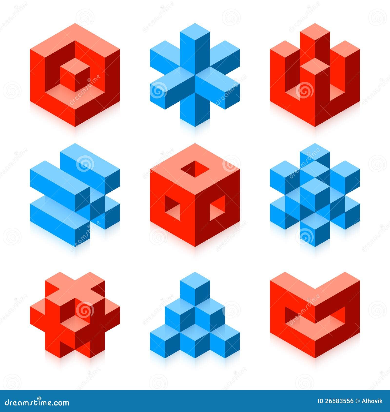 立方体对象