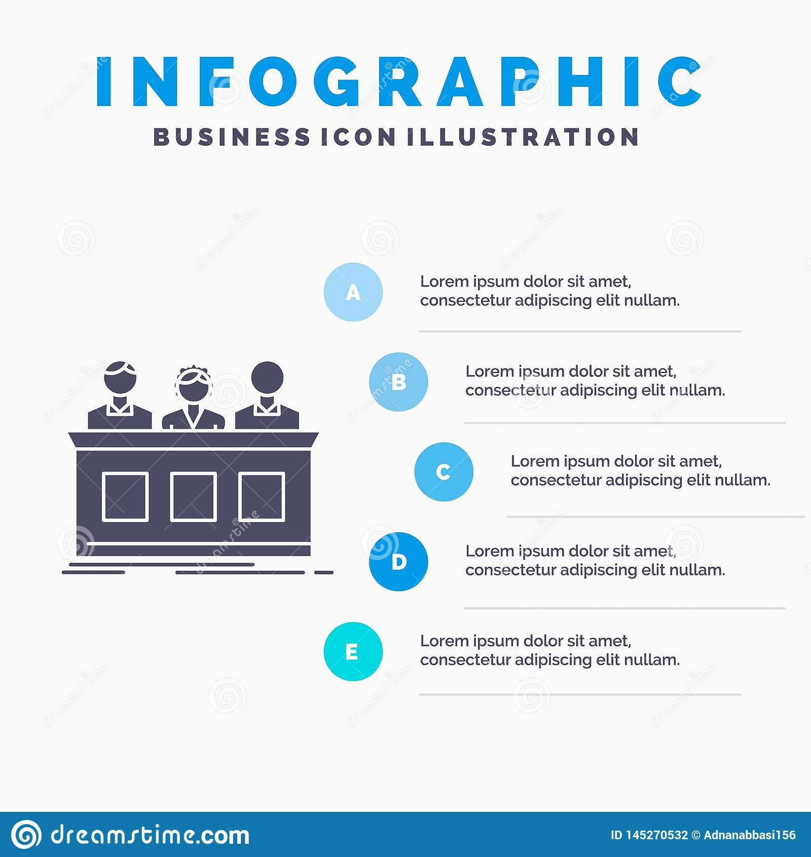 竞争、比赛、专家、法官、陪审员Infographics模板网站的和介绍 r