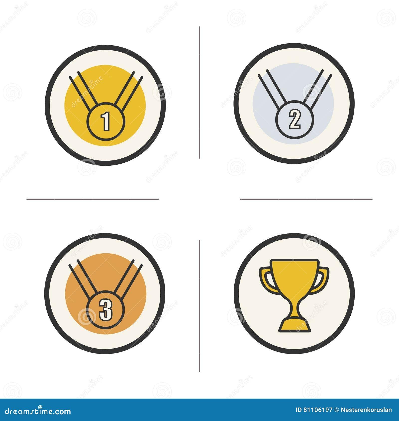 竞争奖励被设置的颜色象
