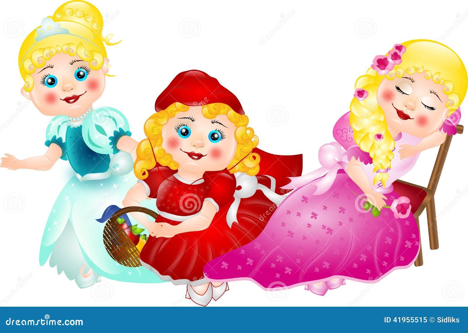 童话公主图片