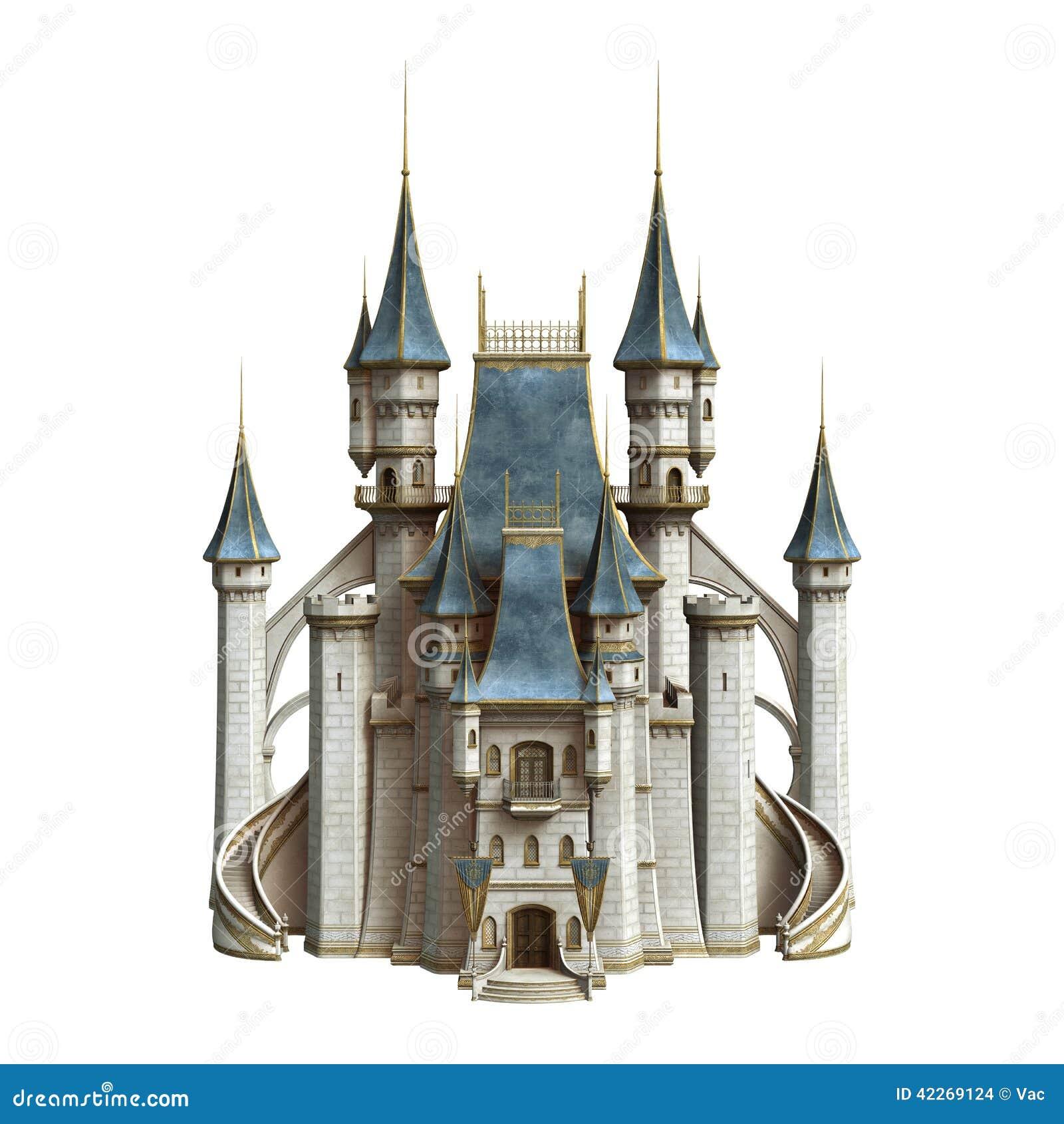 童话城堡图片
